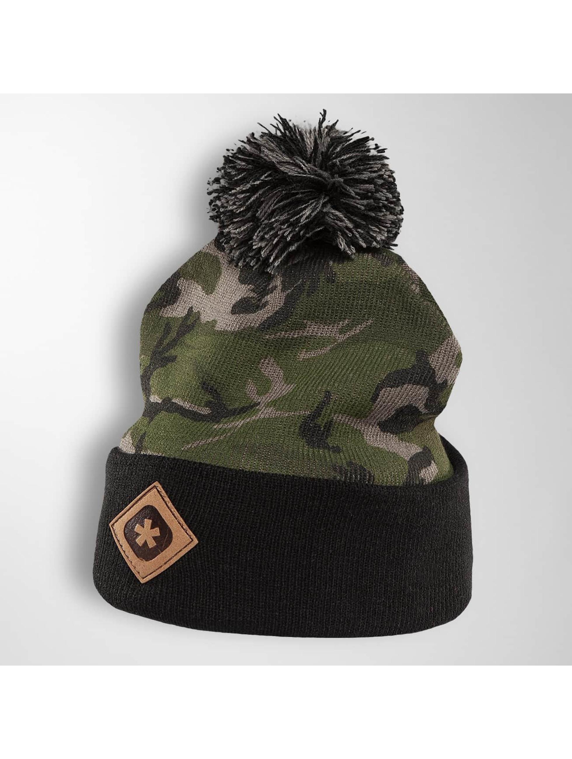 TrueSpin Wollmützen KGB camouflage