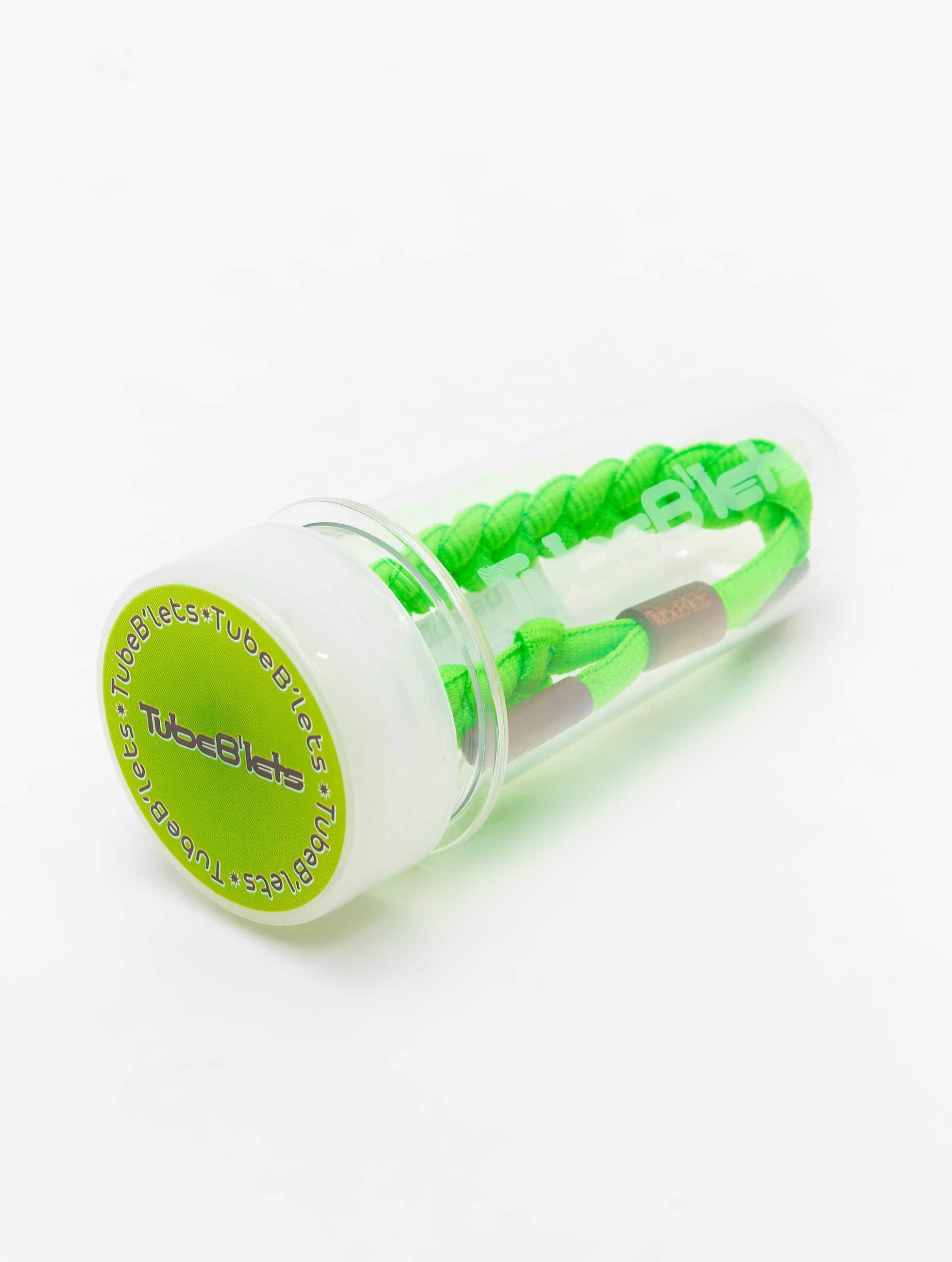 Tubelaces Браслет TubeBlet зеленый