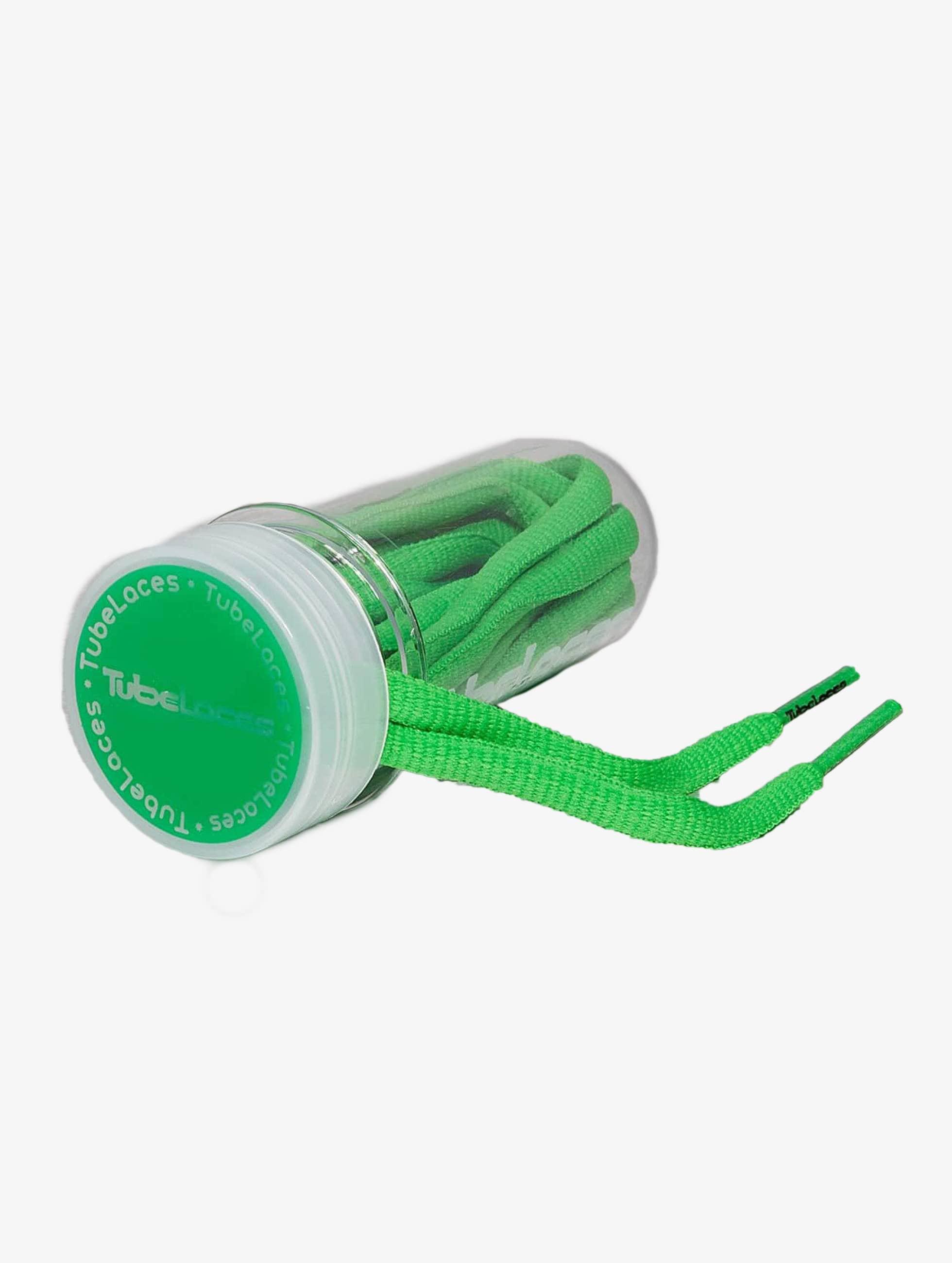 Tubelaces Schoenveter Pad Laces 130cm groen