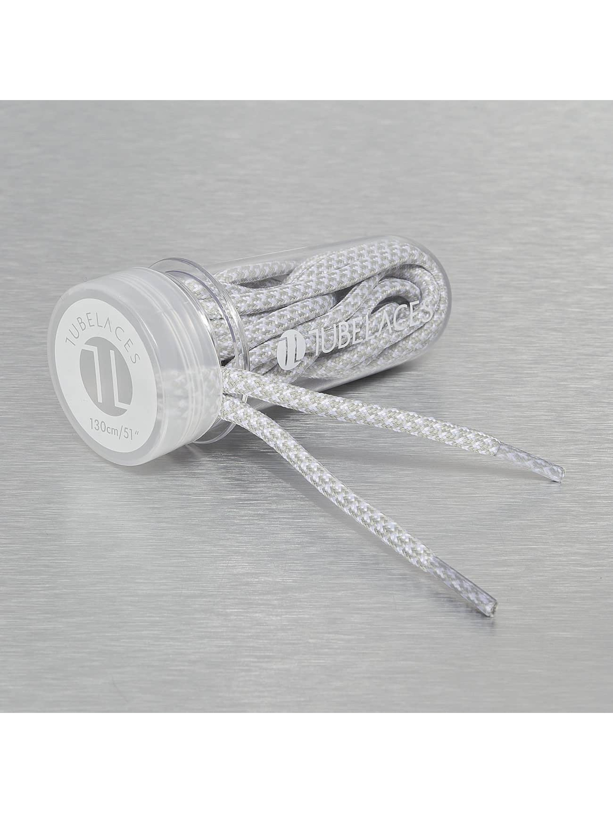 Tubelaces Schoenveter Rope Multi wit