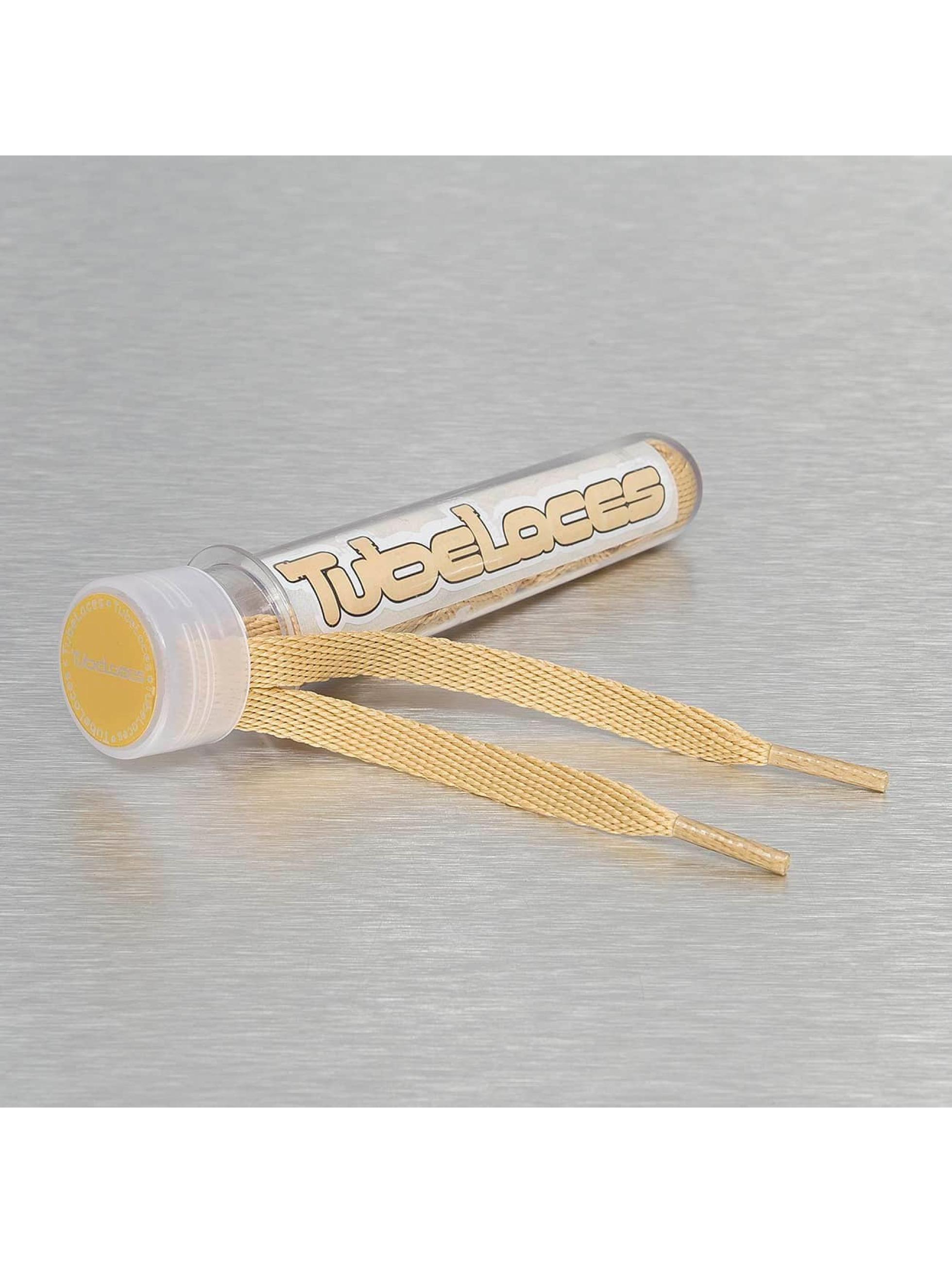 Tubelaces Schuhzubehör Flat beige