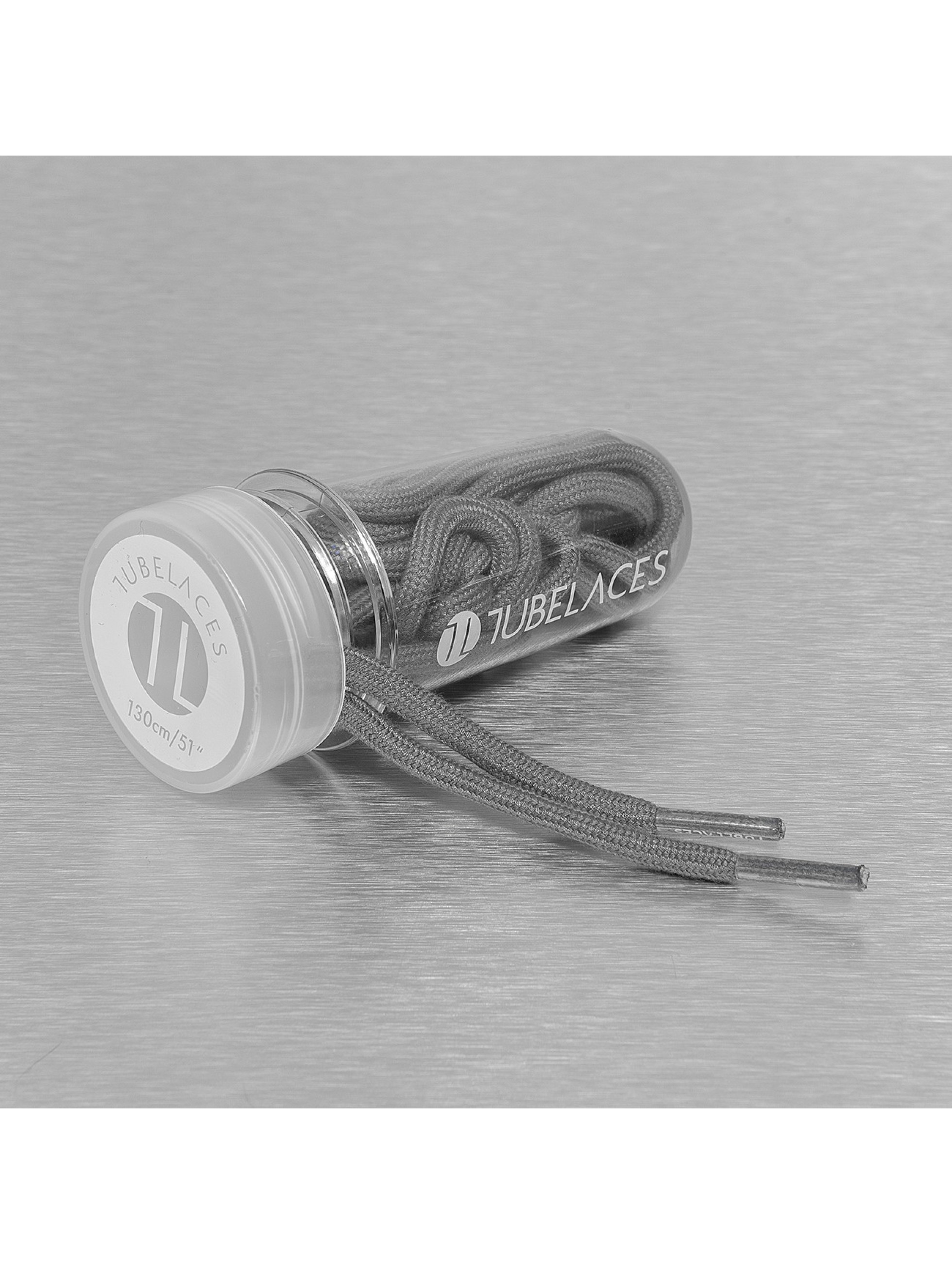 Tubelaces Schuhzubehör Rope Solid grau