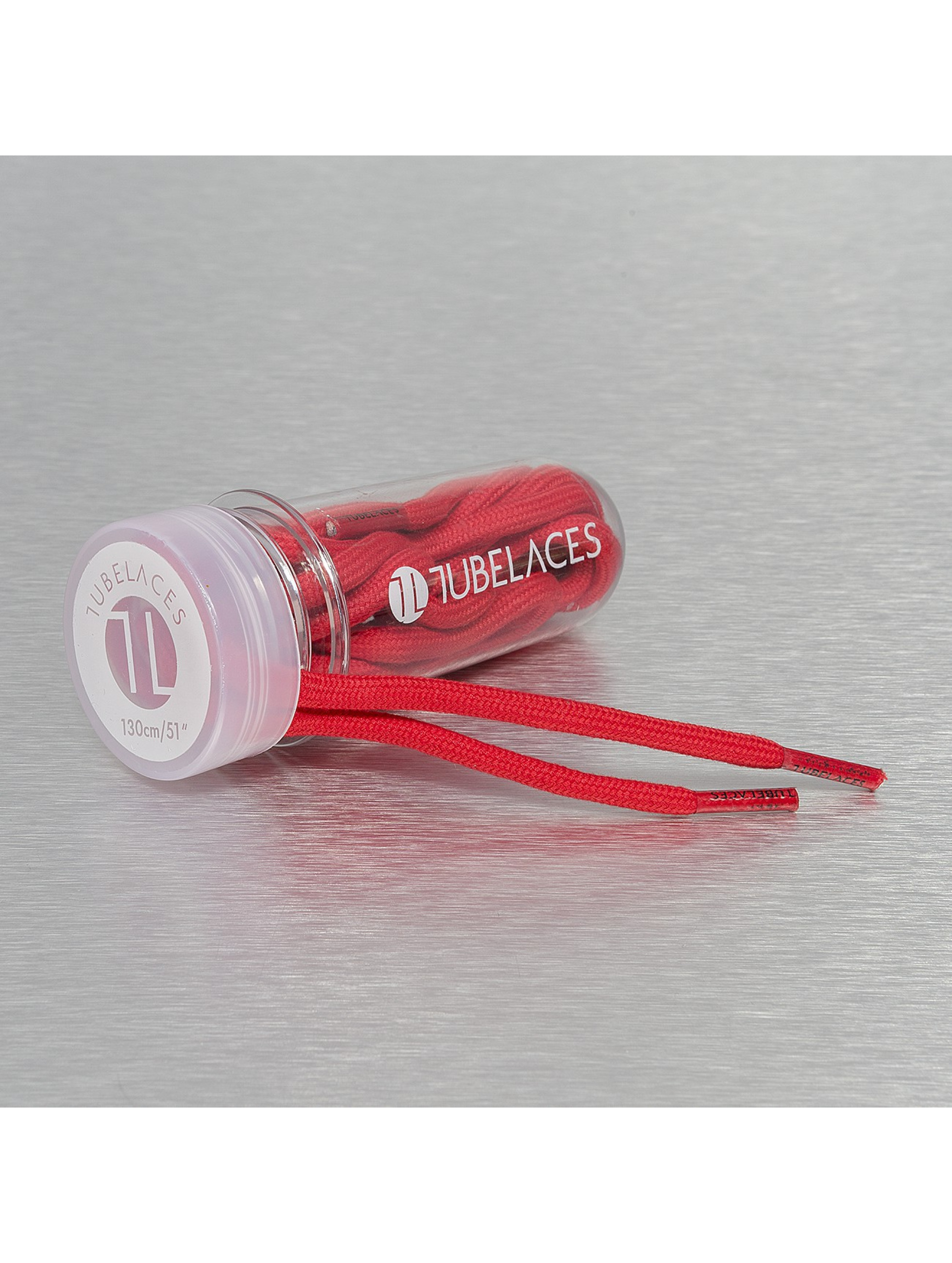 Tubelaces Schuhzubehör Rope Solid rot