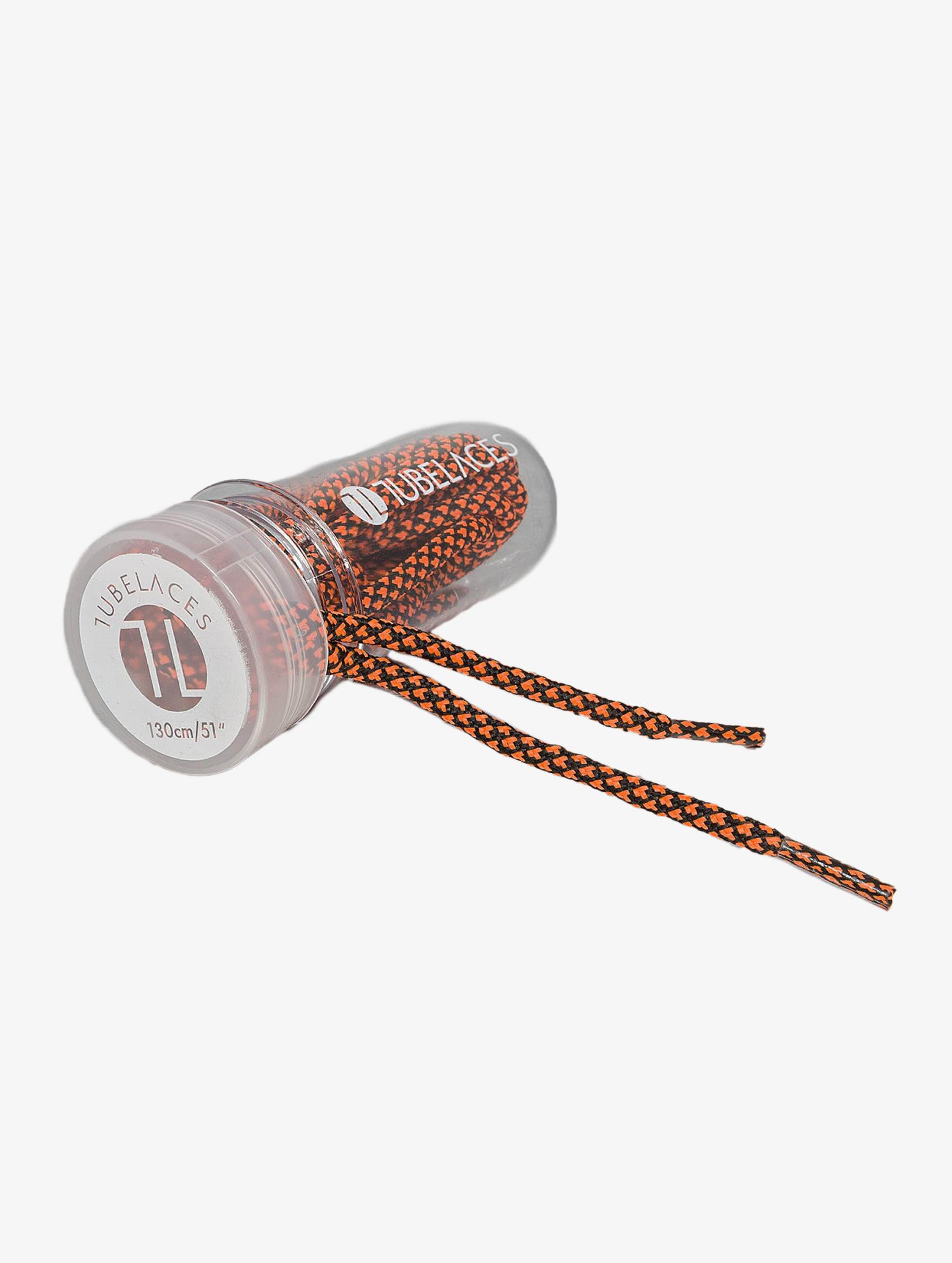 Tubelaces Veter Rope Multi zwart