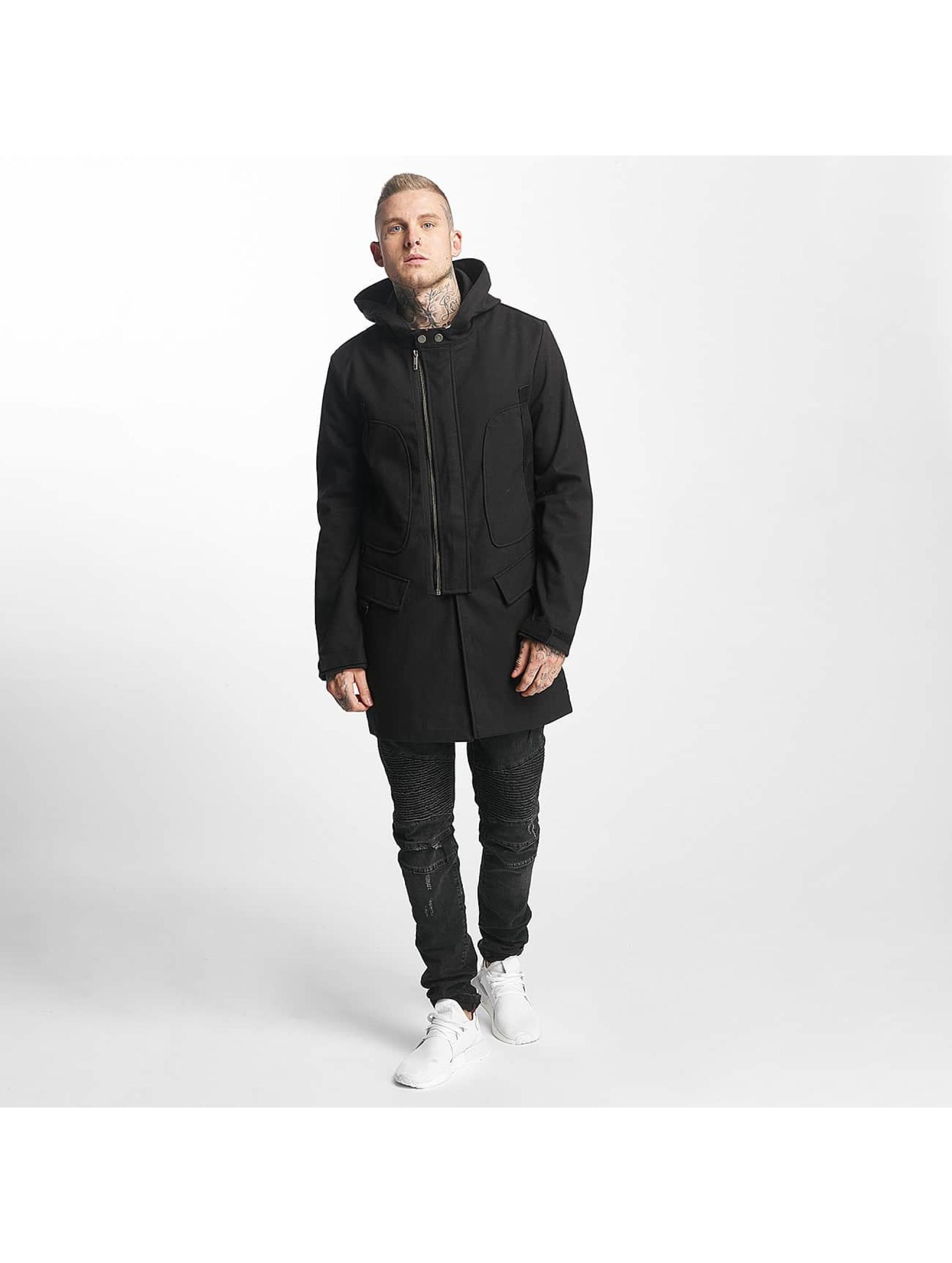 Tuffskull Пальто Chicago черный