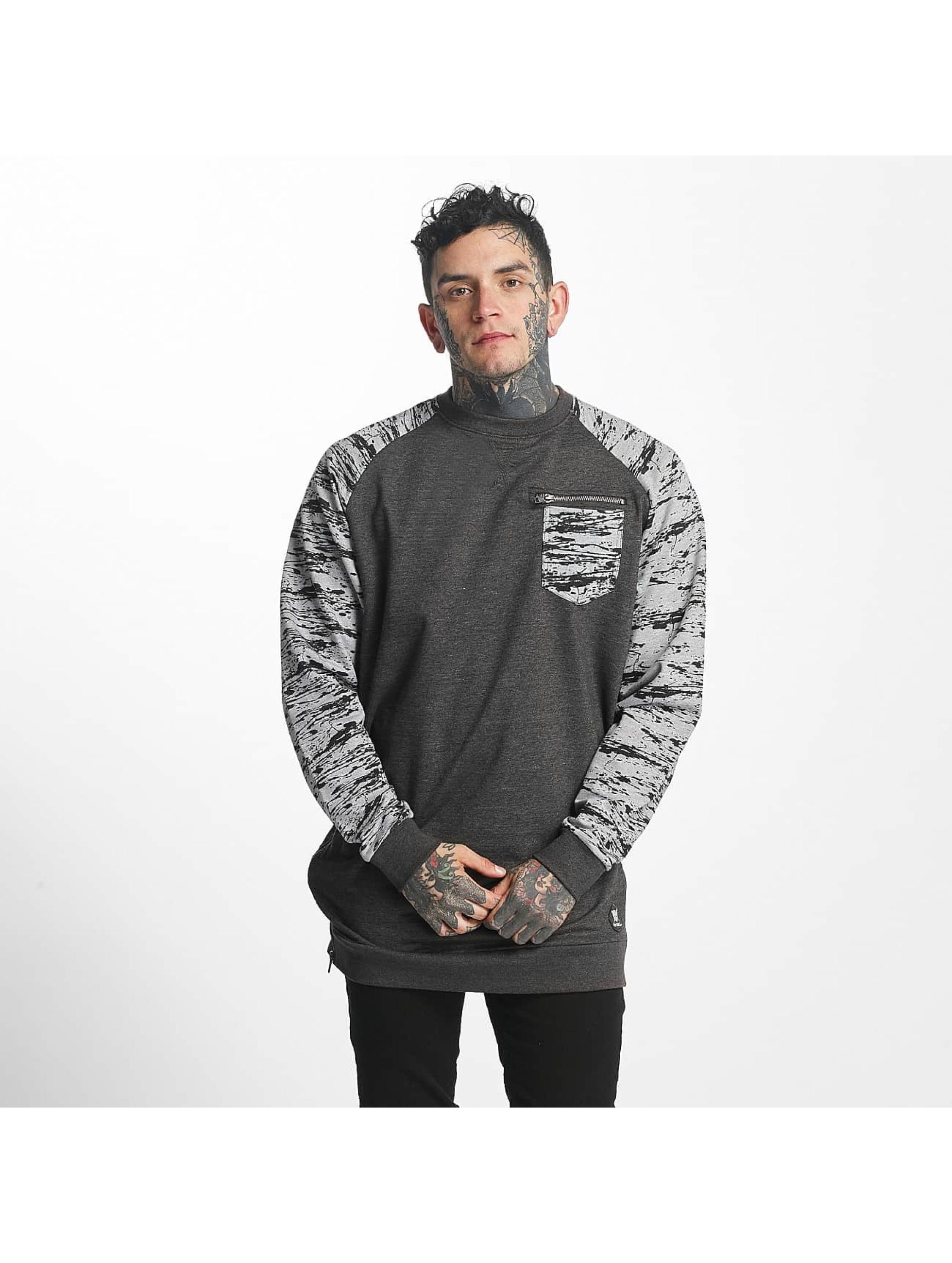 Tuffskull Пуловер Main серый
