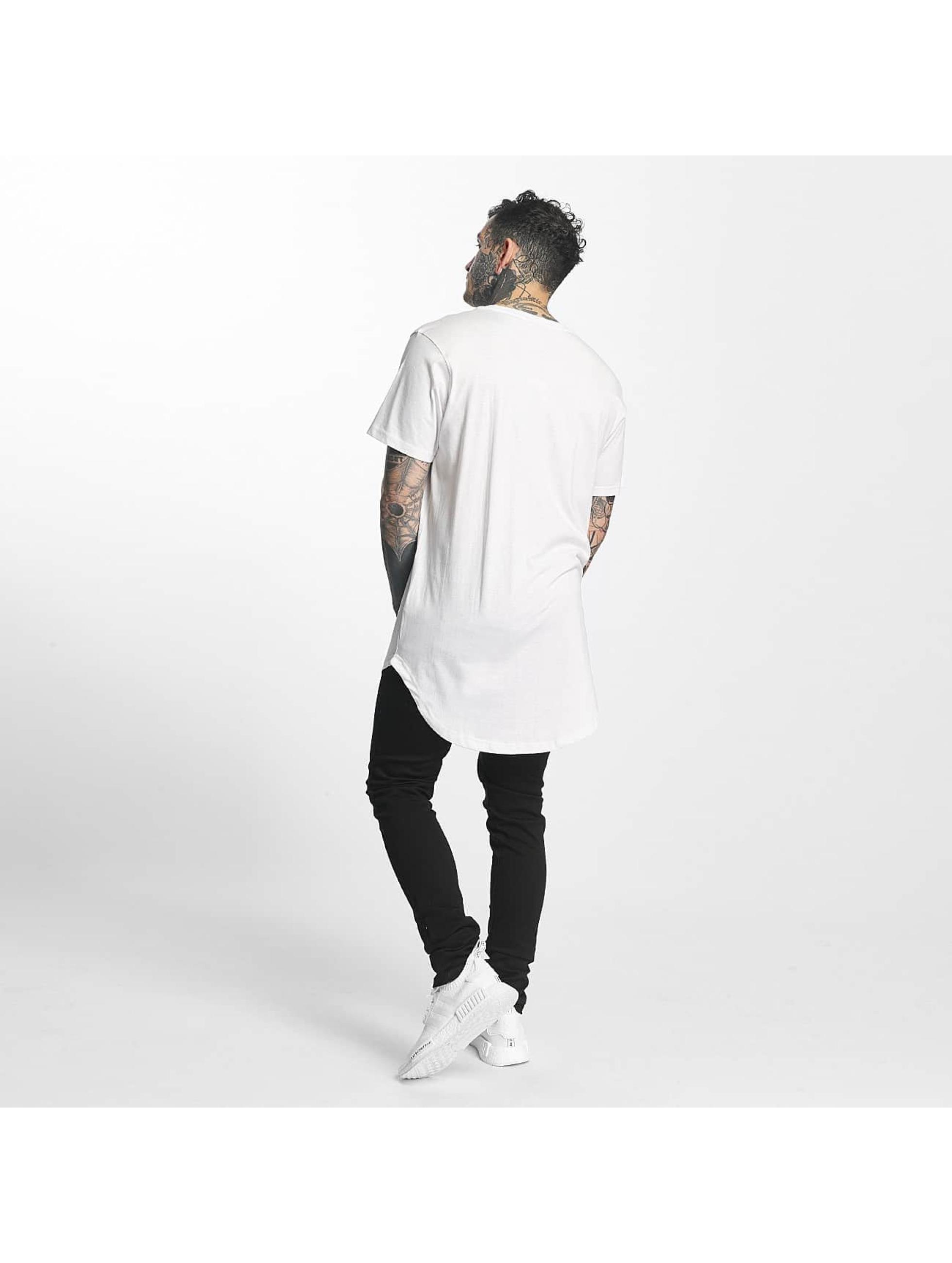 Tuffskull Camiseta Miami blanco