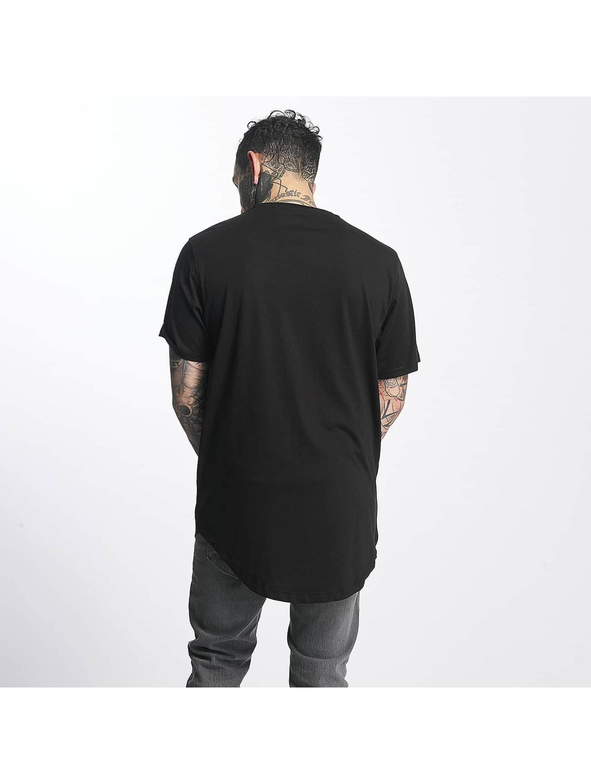 Tuffskull Camiseta Zipline negro