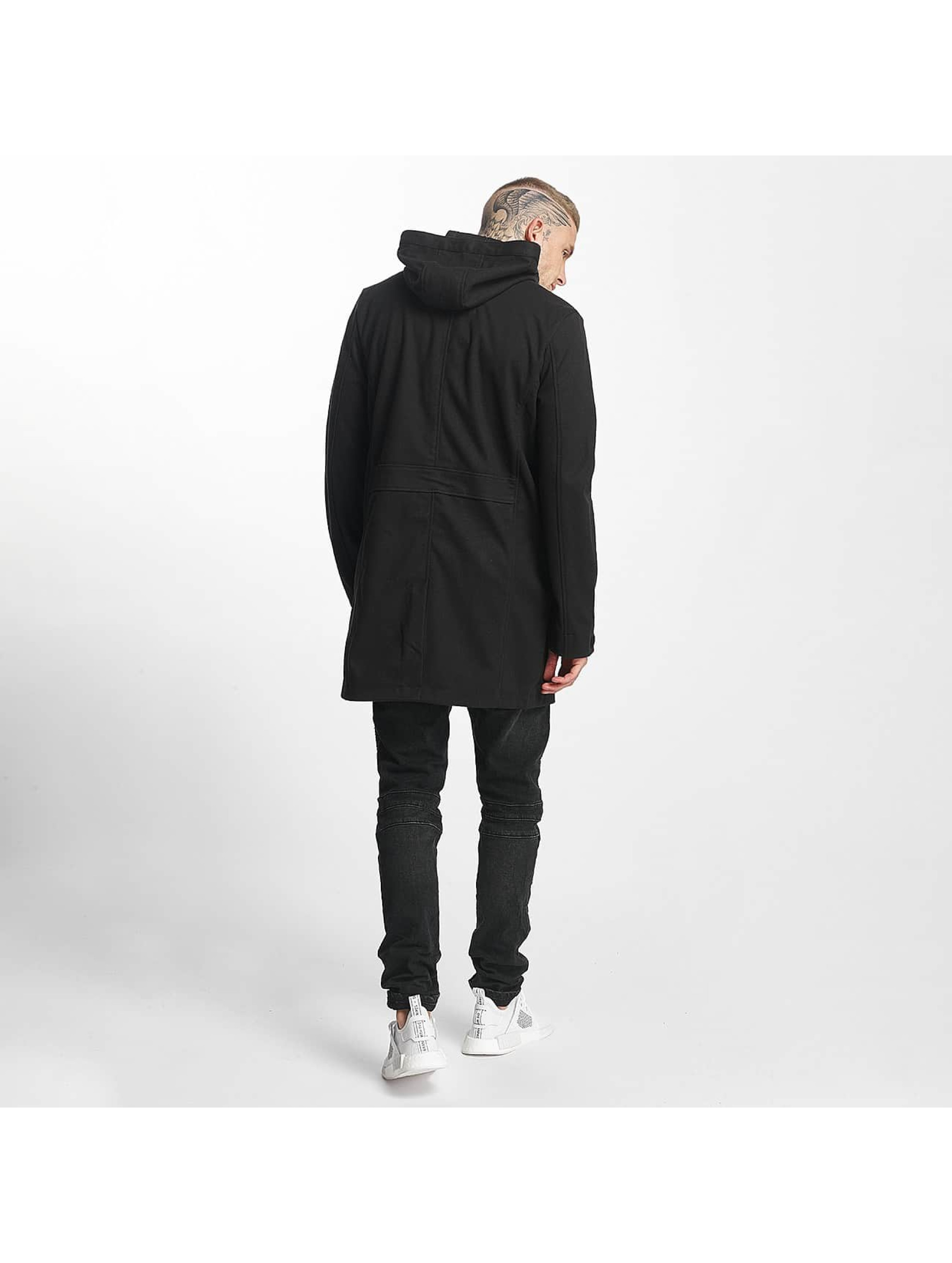 Tuffskull Cappotto Chicago nero