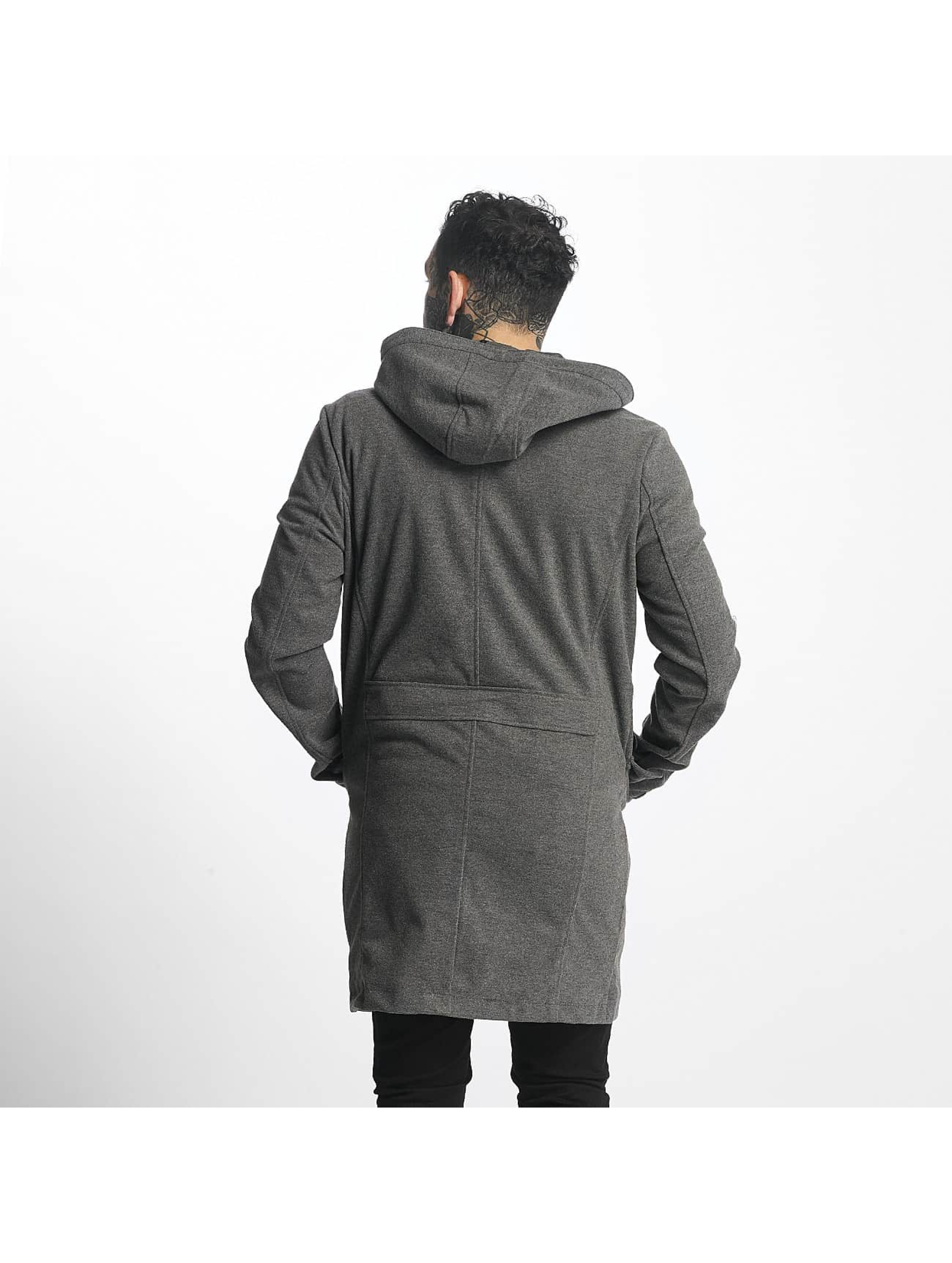 Tuffskull Coats chicago gray
