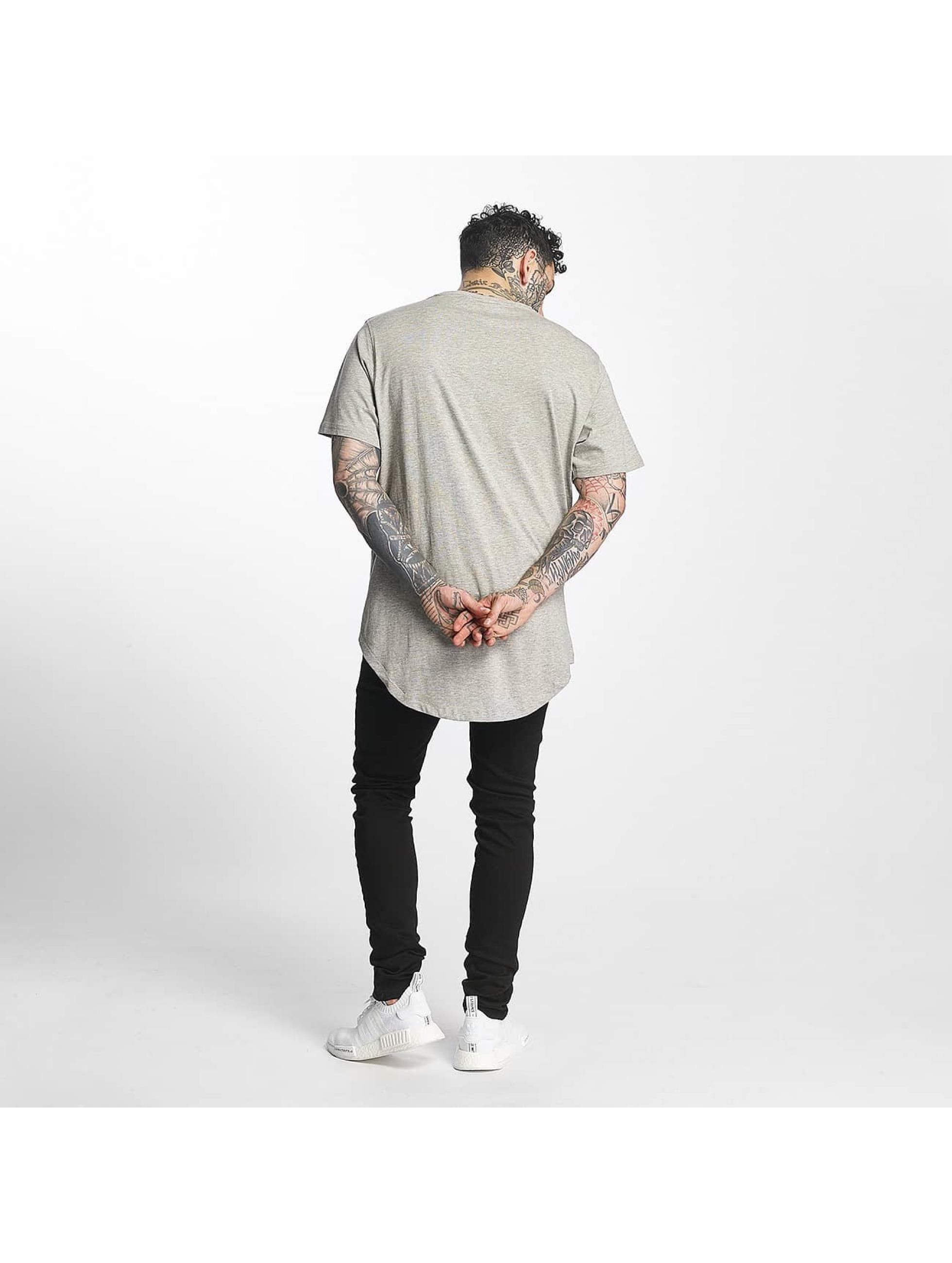 Tuffskull T-paidat Zipline harmaa