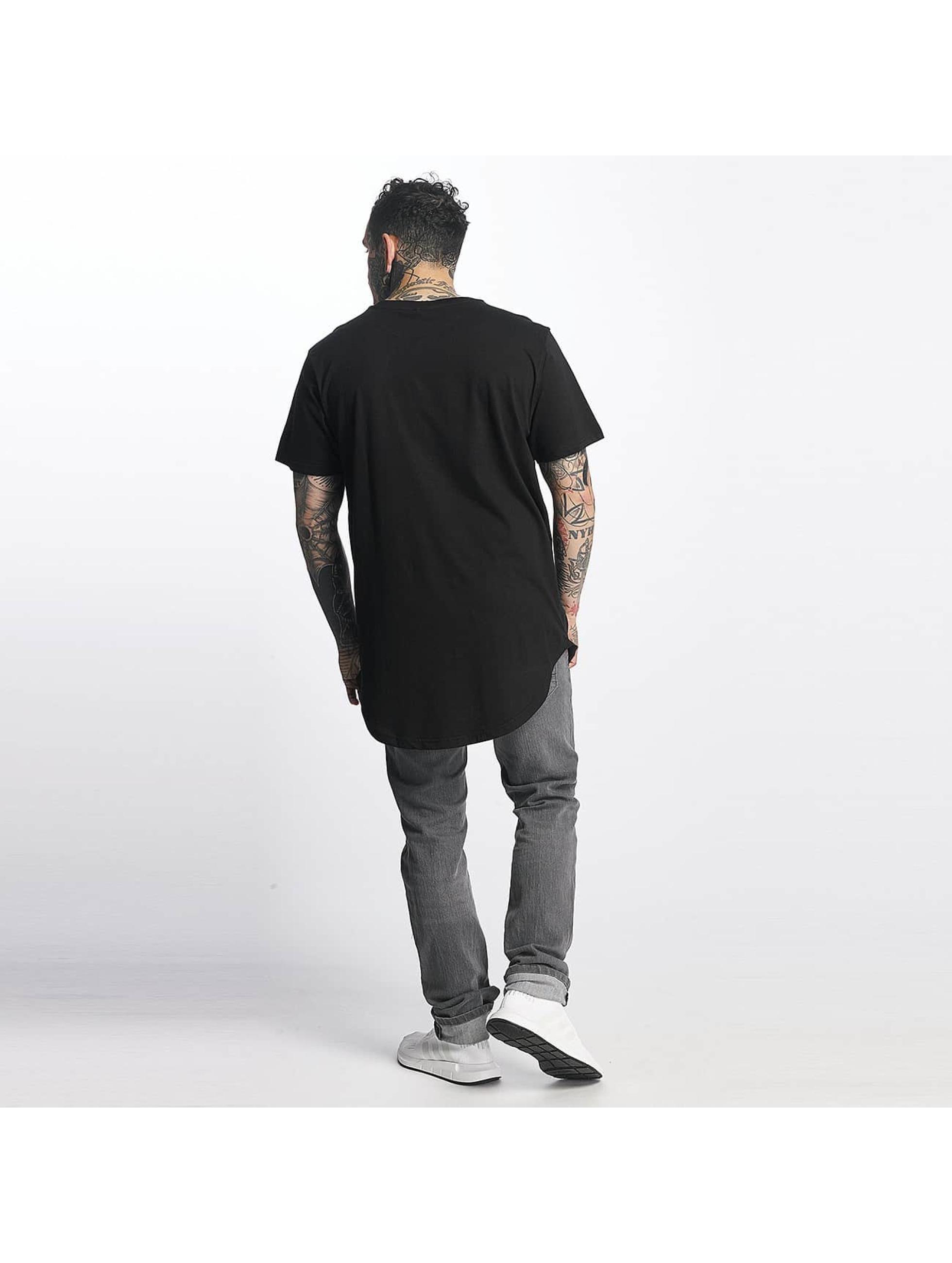 Tuffskull T-paidat Zipline musta