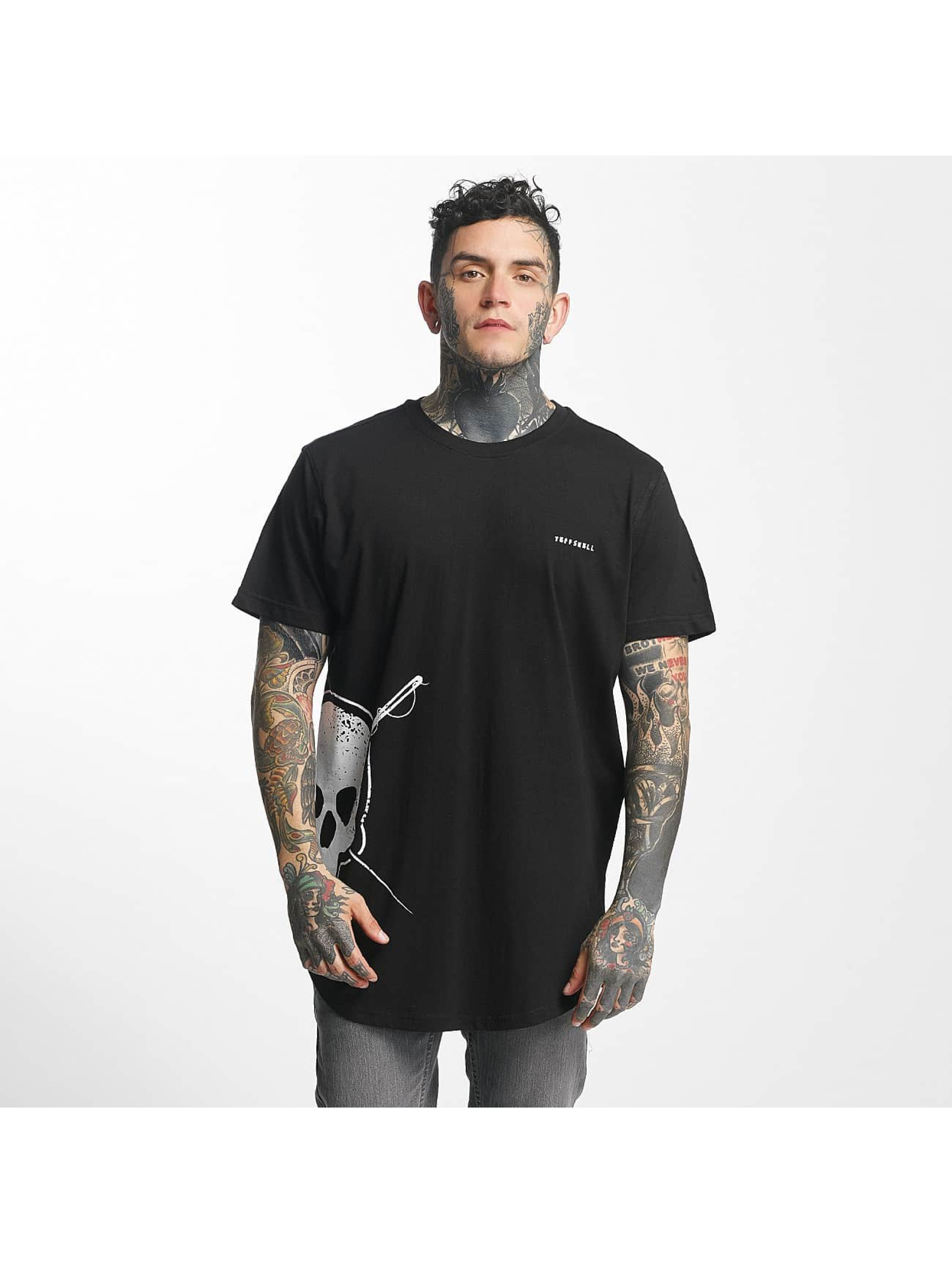 Tuffskull T-Shirt Big Skull black