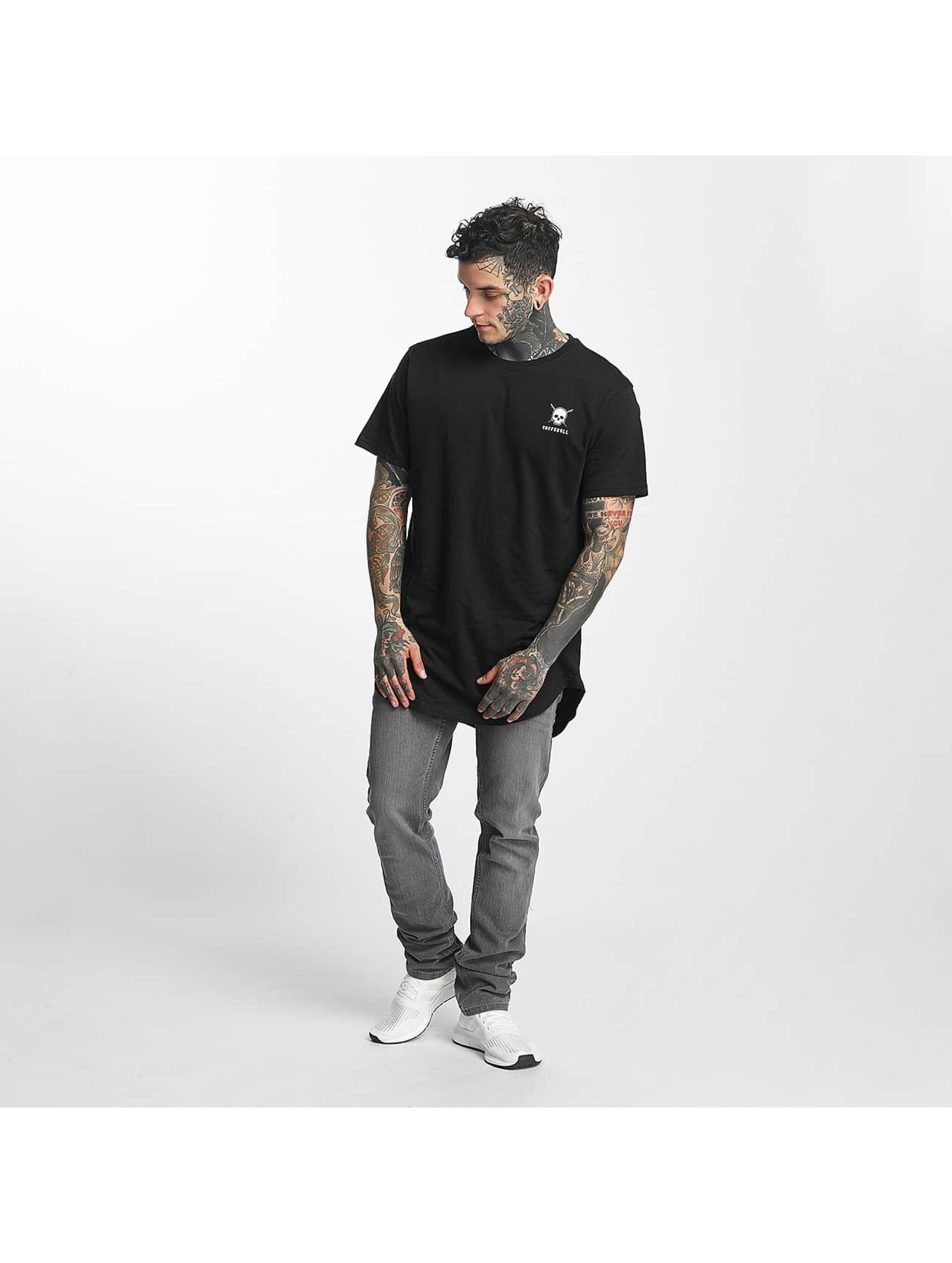 Tuffskull t-shirt Miami zwart