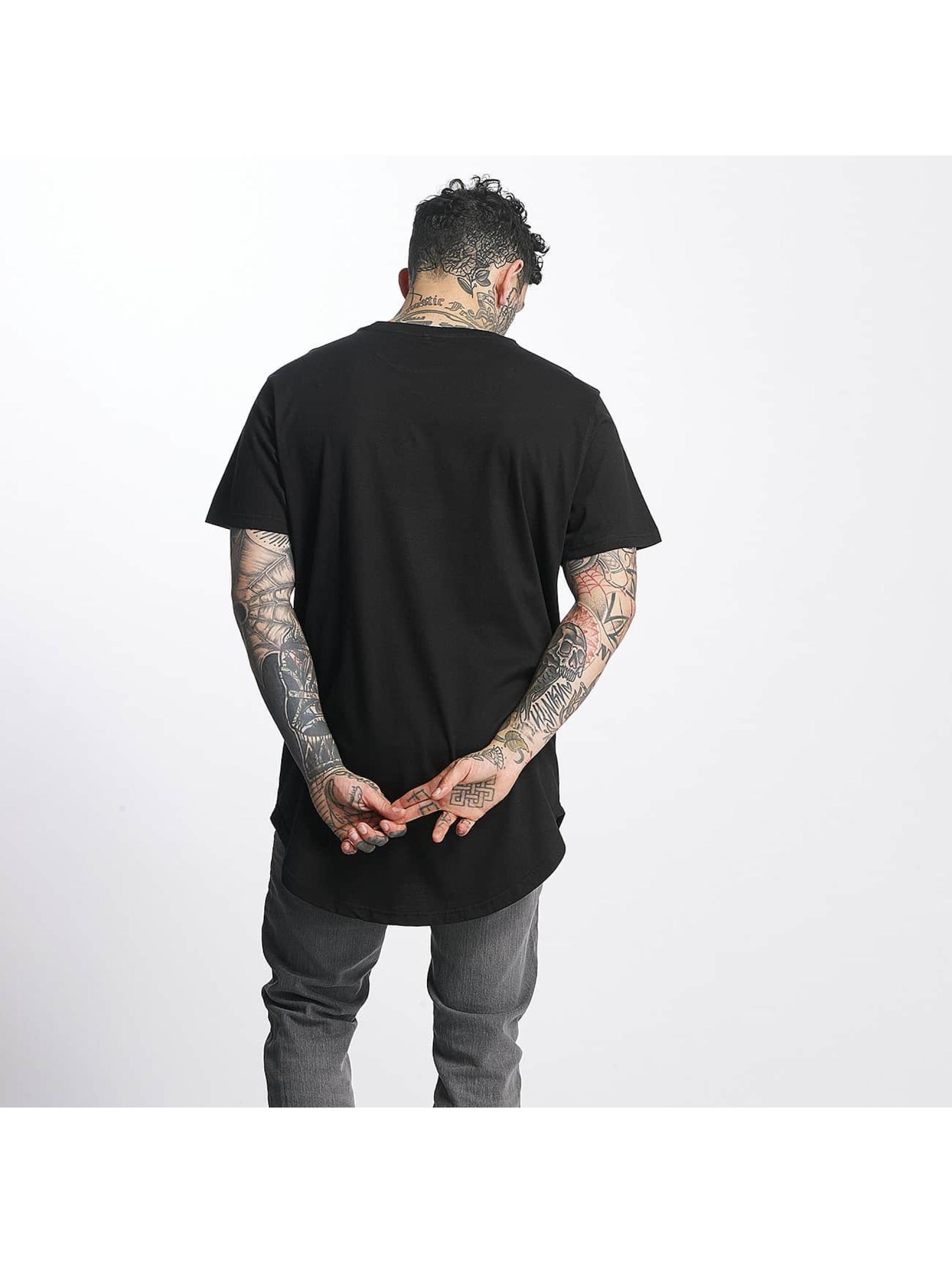 Tuffskull T-Shirty Miami czarny