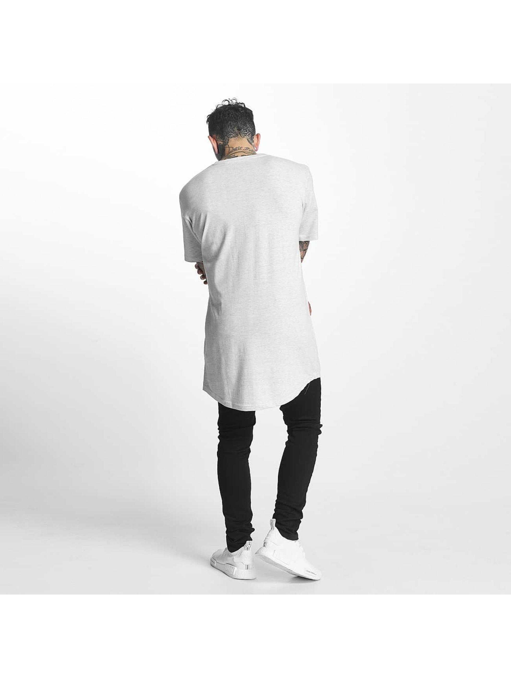 Tuffskull T-skjorter Oakland grå