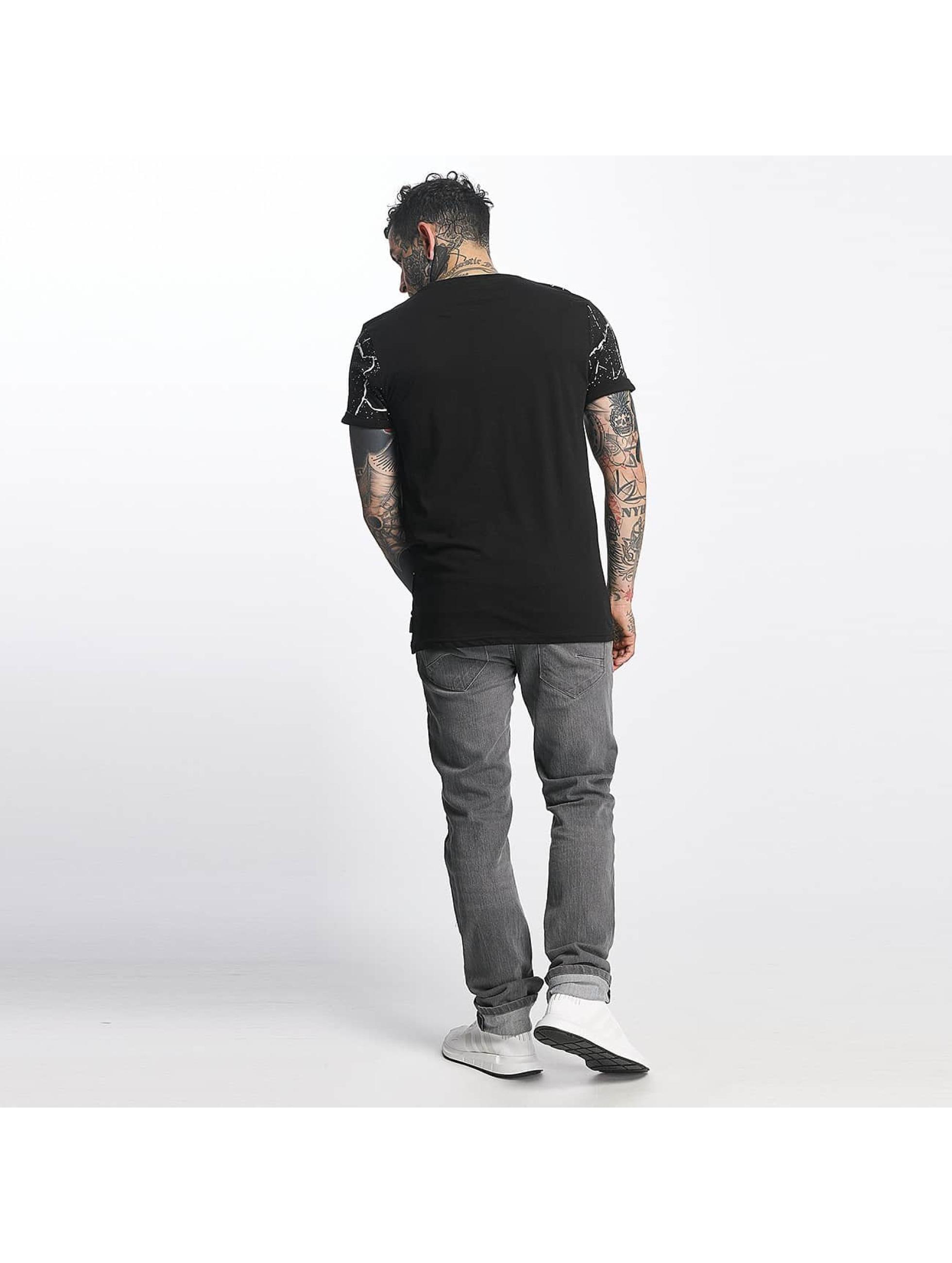 Tuffskull T-skjorter Miami svart
