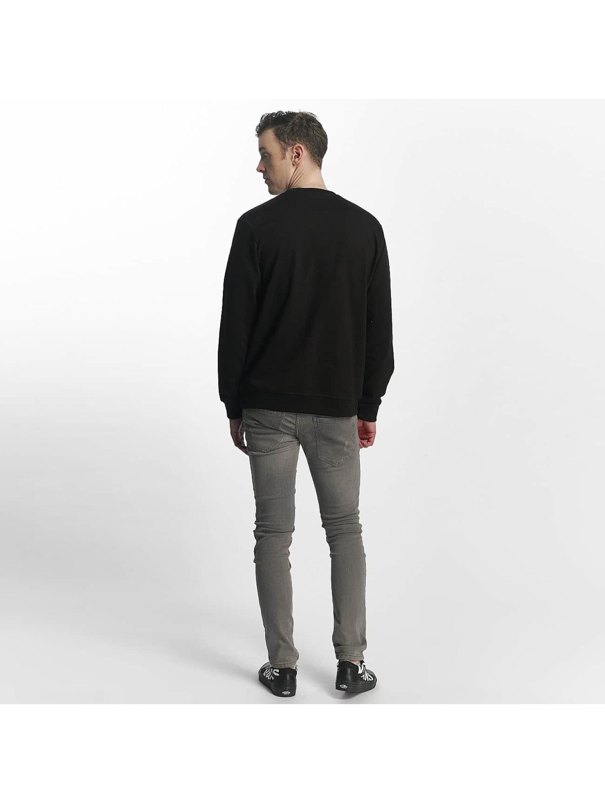 Tuffskull trui Monaco zwart