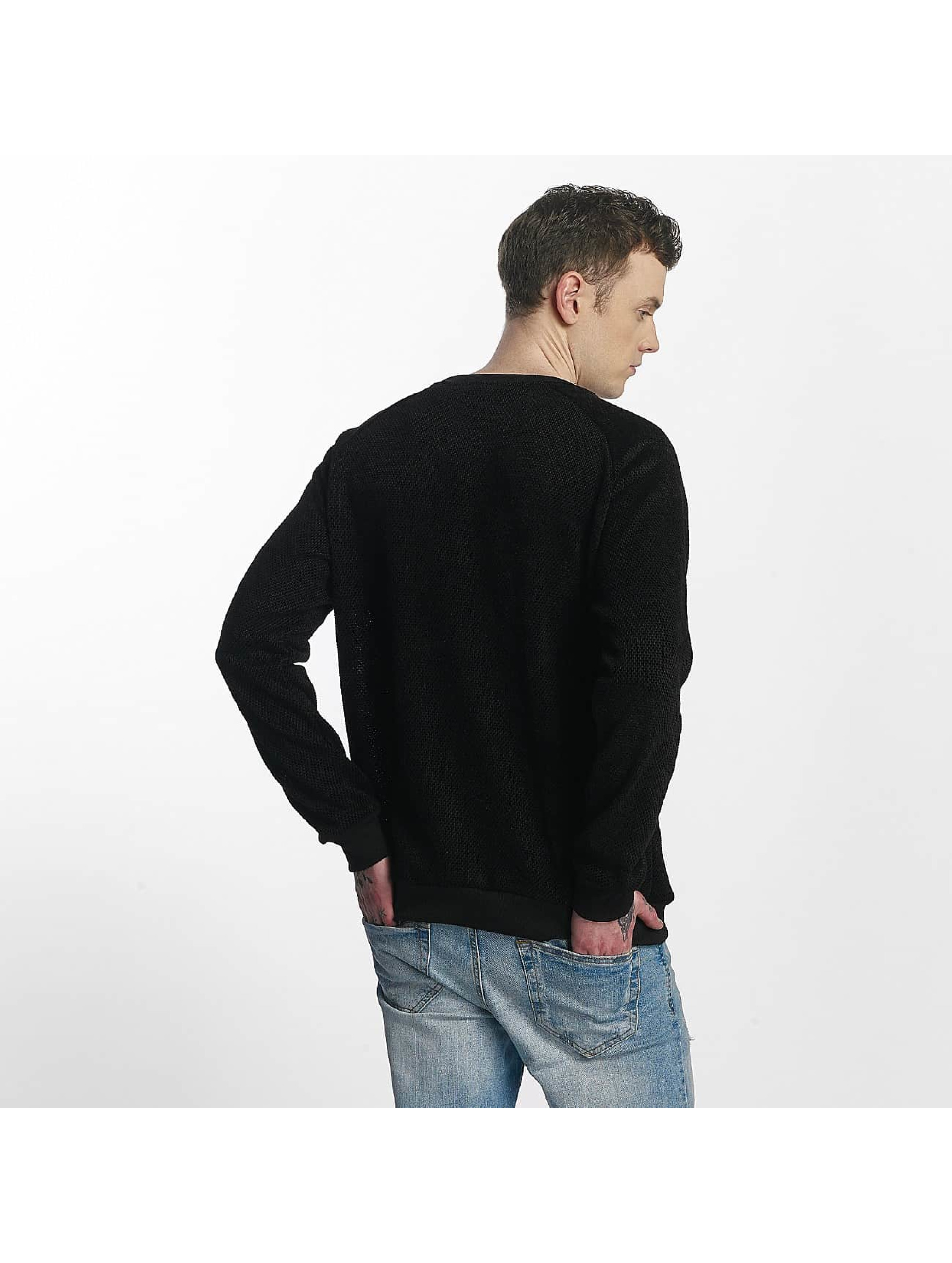 Tuffskull trui Bukarest zwart