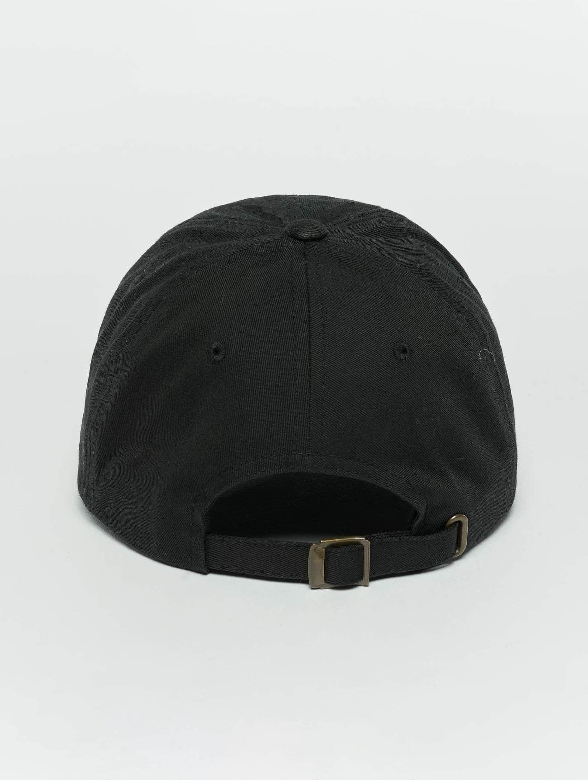 TurnUP Кепка с застёжкой Smever черный