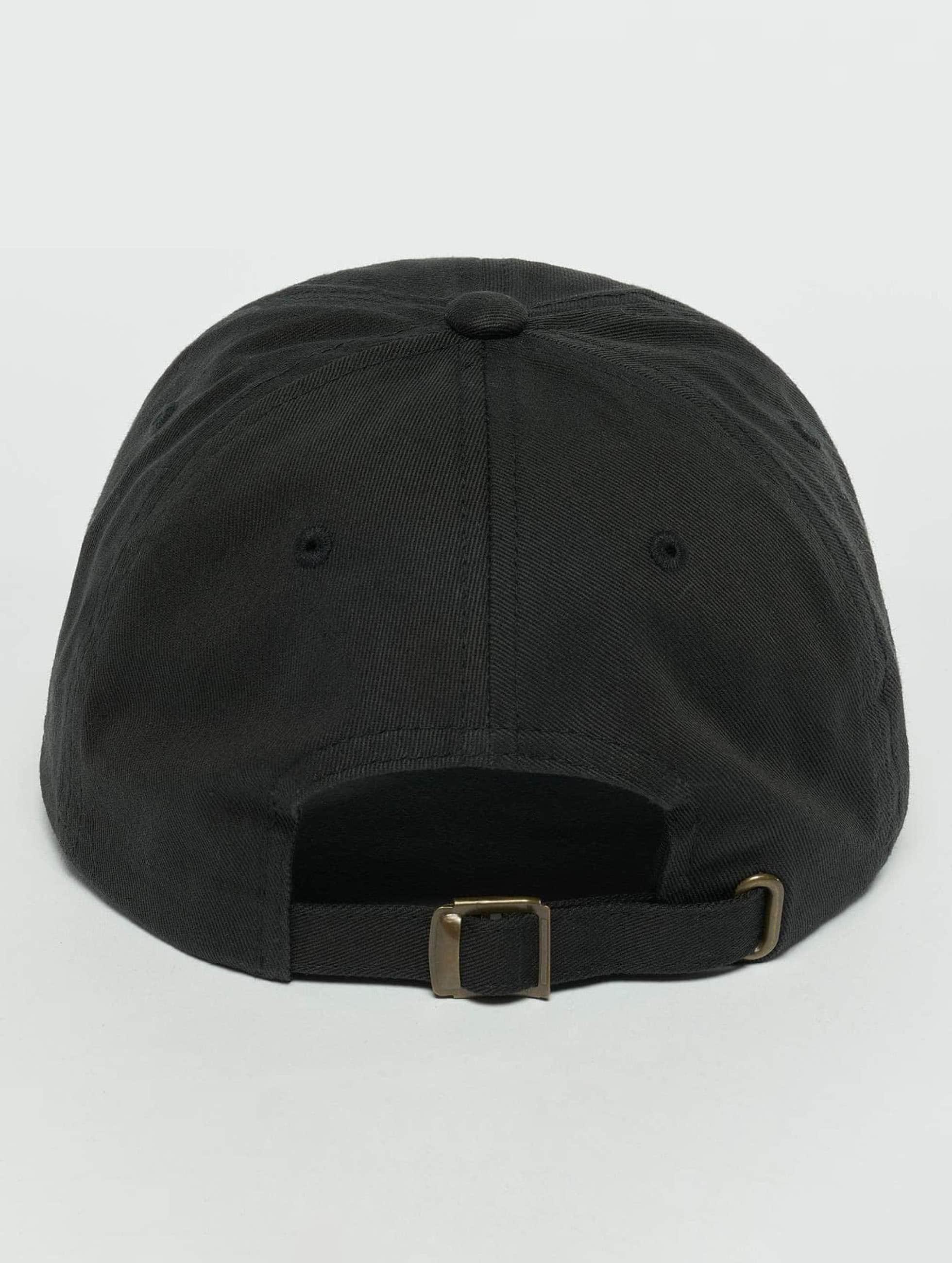 TurnUP Snapback Cap Not Hot black
