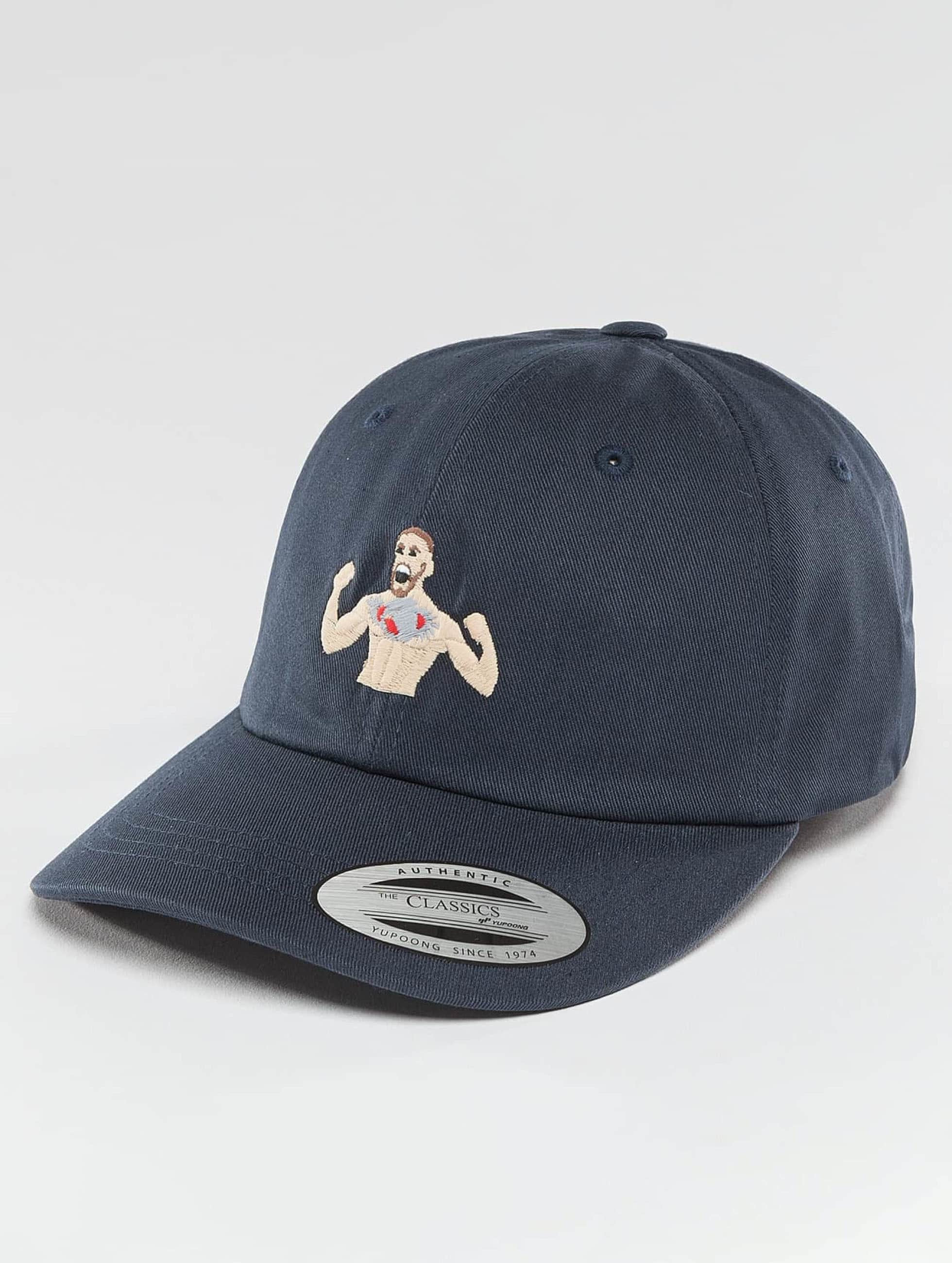 TurnUP Snapback Cap Mac blue