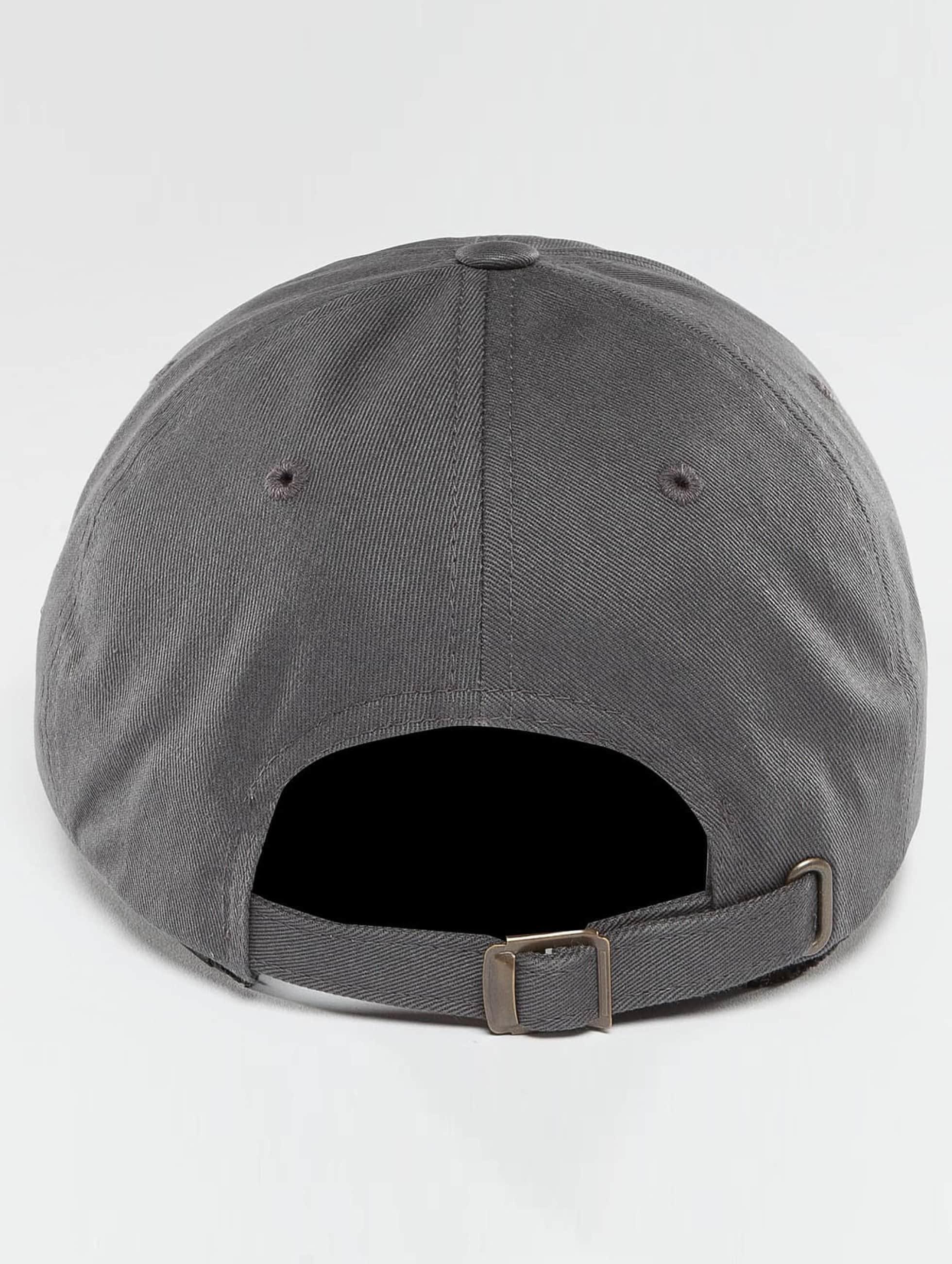 TurnUP Snapback Cap Angry grau