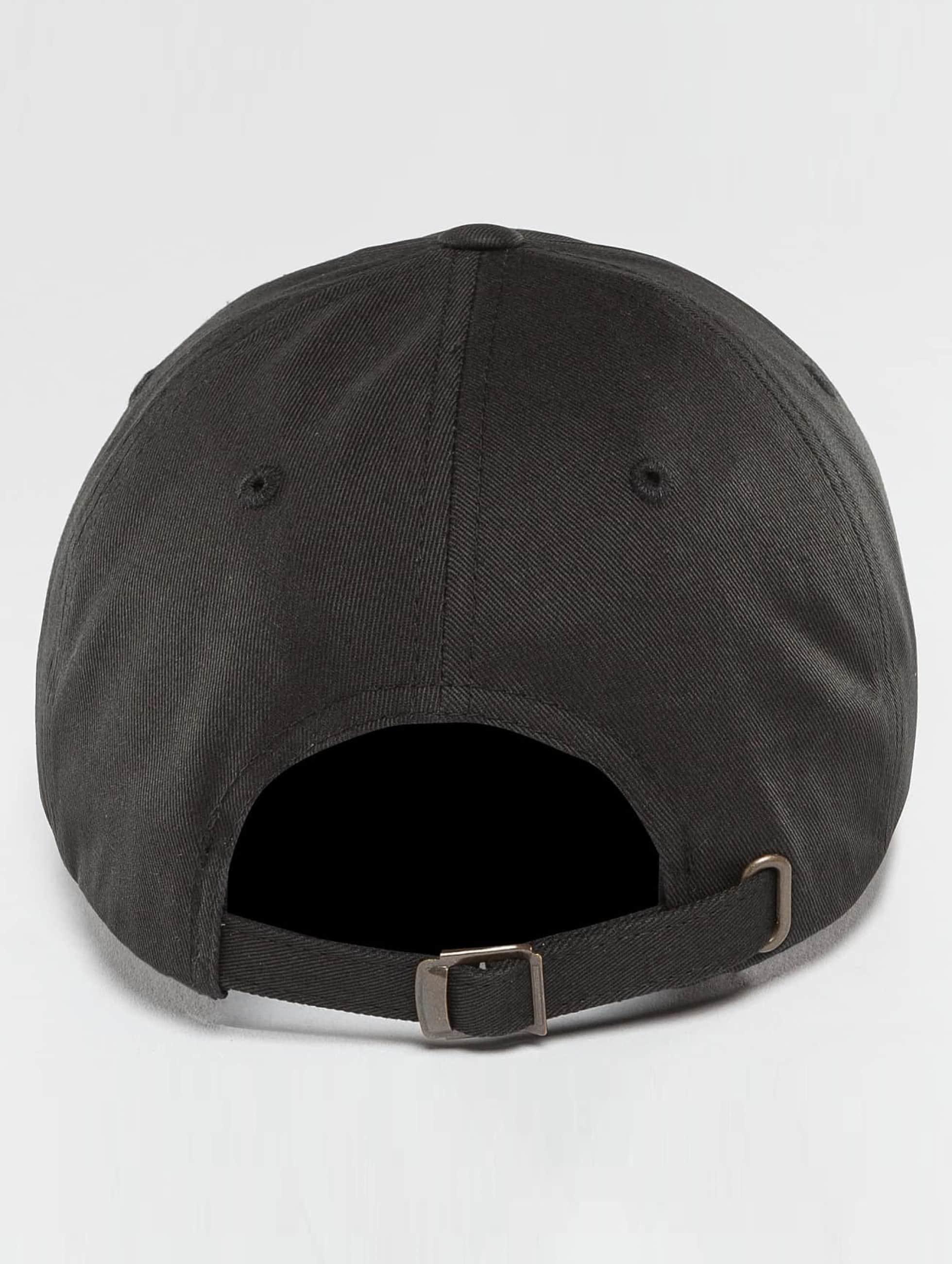 TurnUP Snapback Cap Hollyweed schwarz