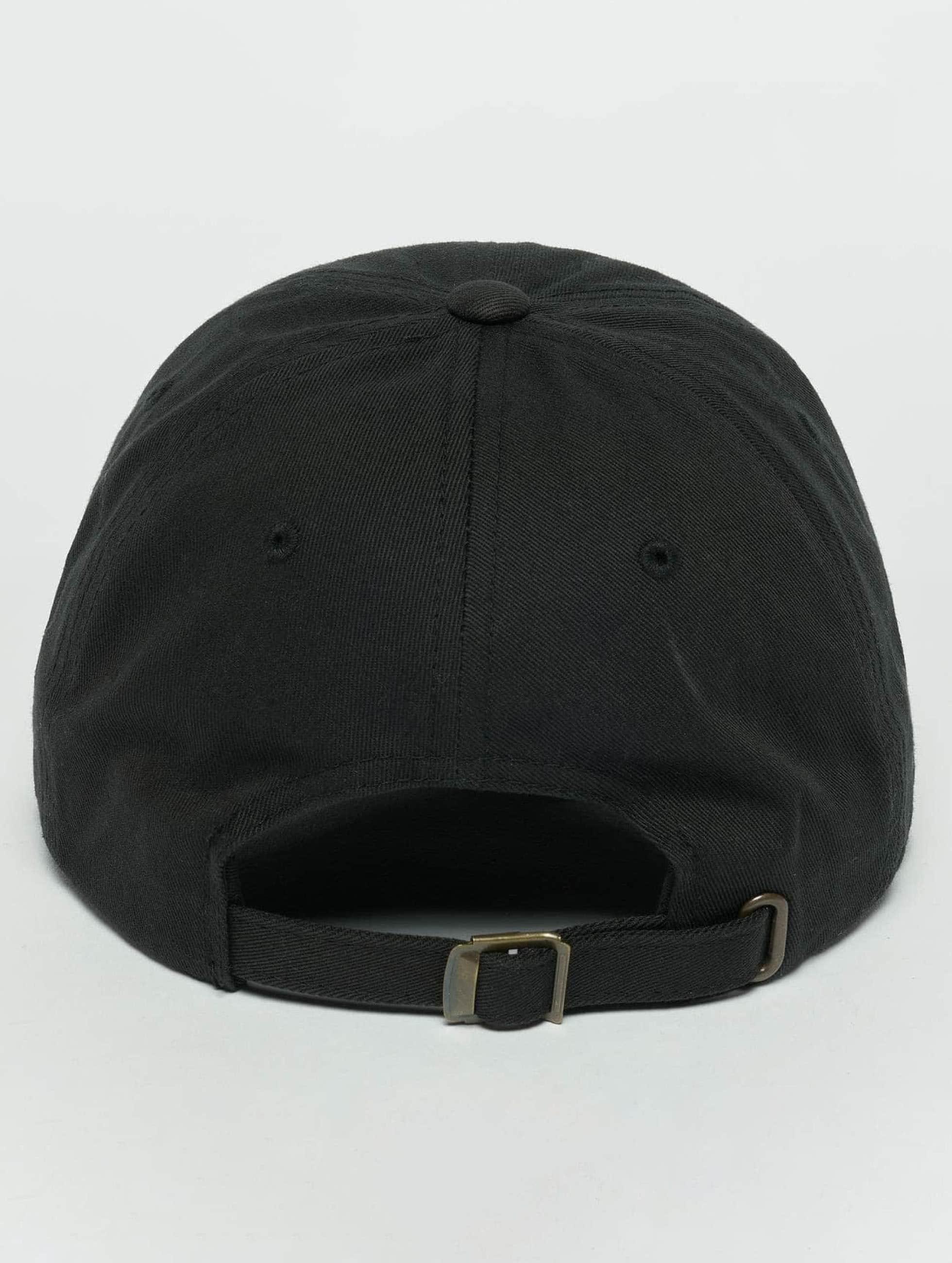 TurnUP Snapback Cap Happens schwarz