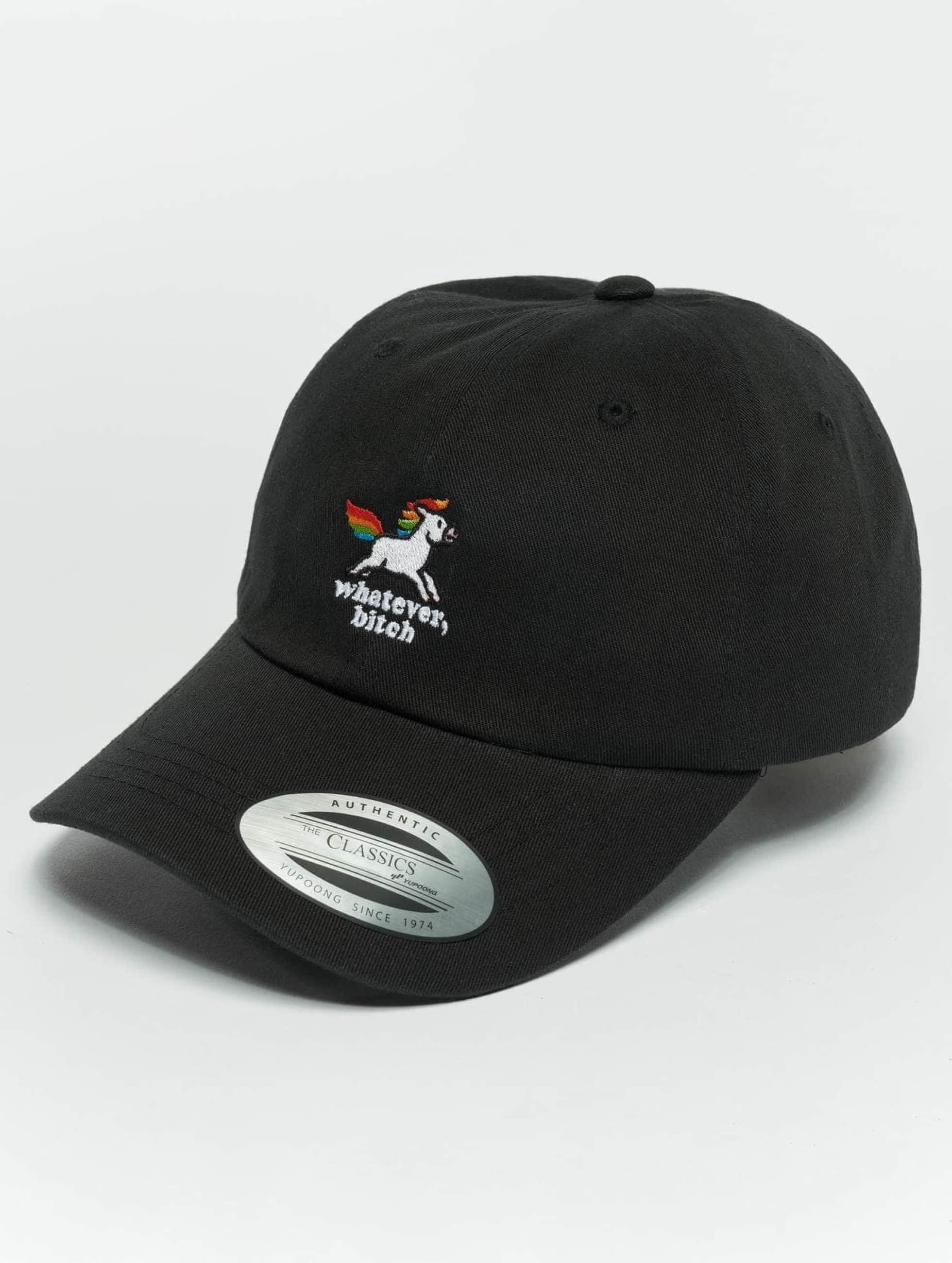 TurnUP Snapback Cap Whatever schwarz