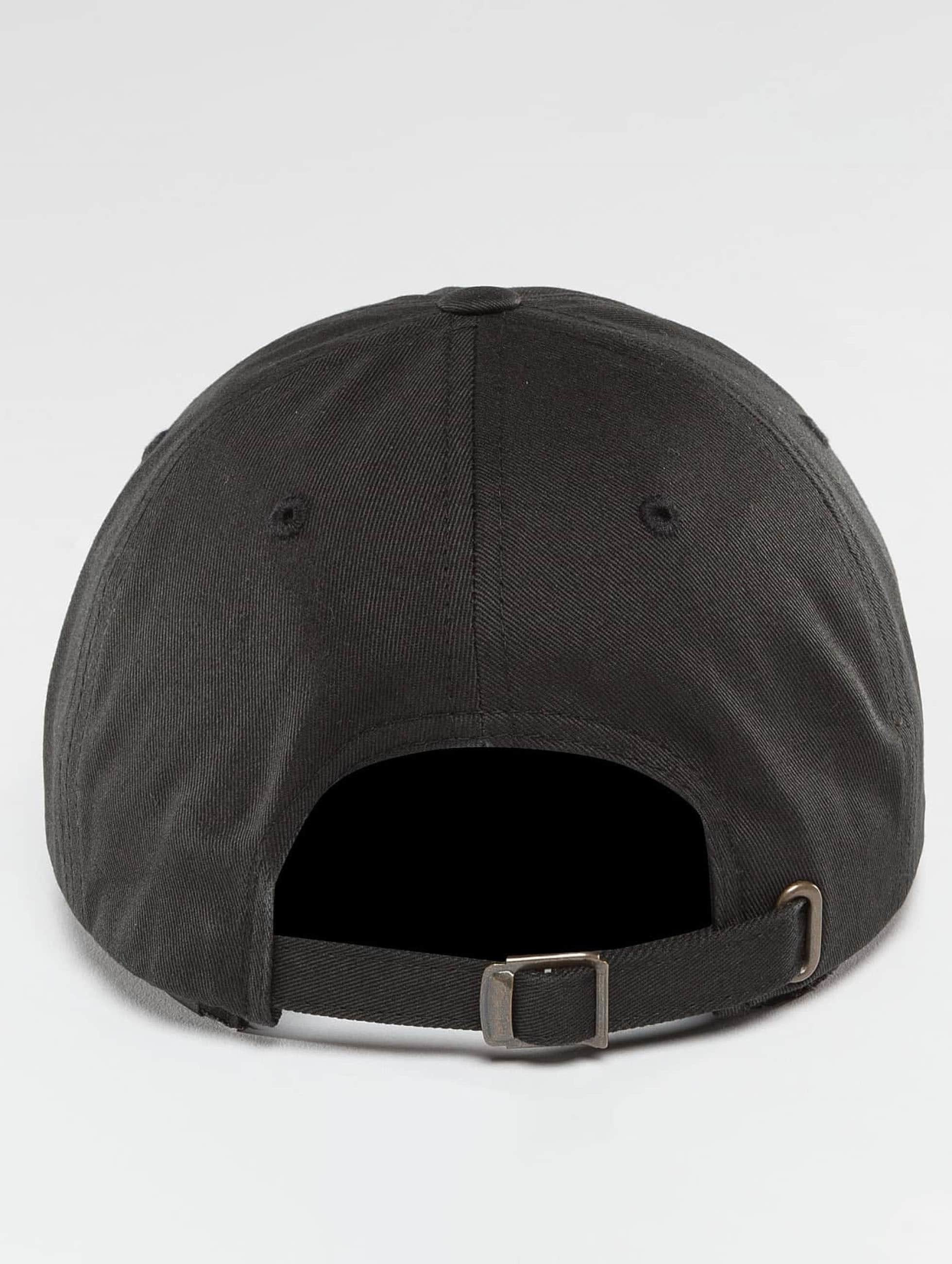 TurnUP snapback cap Purp zwart