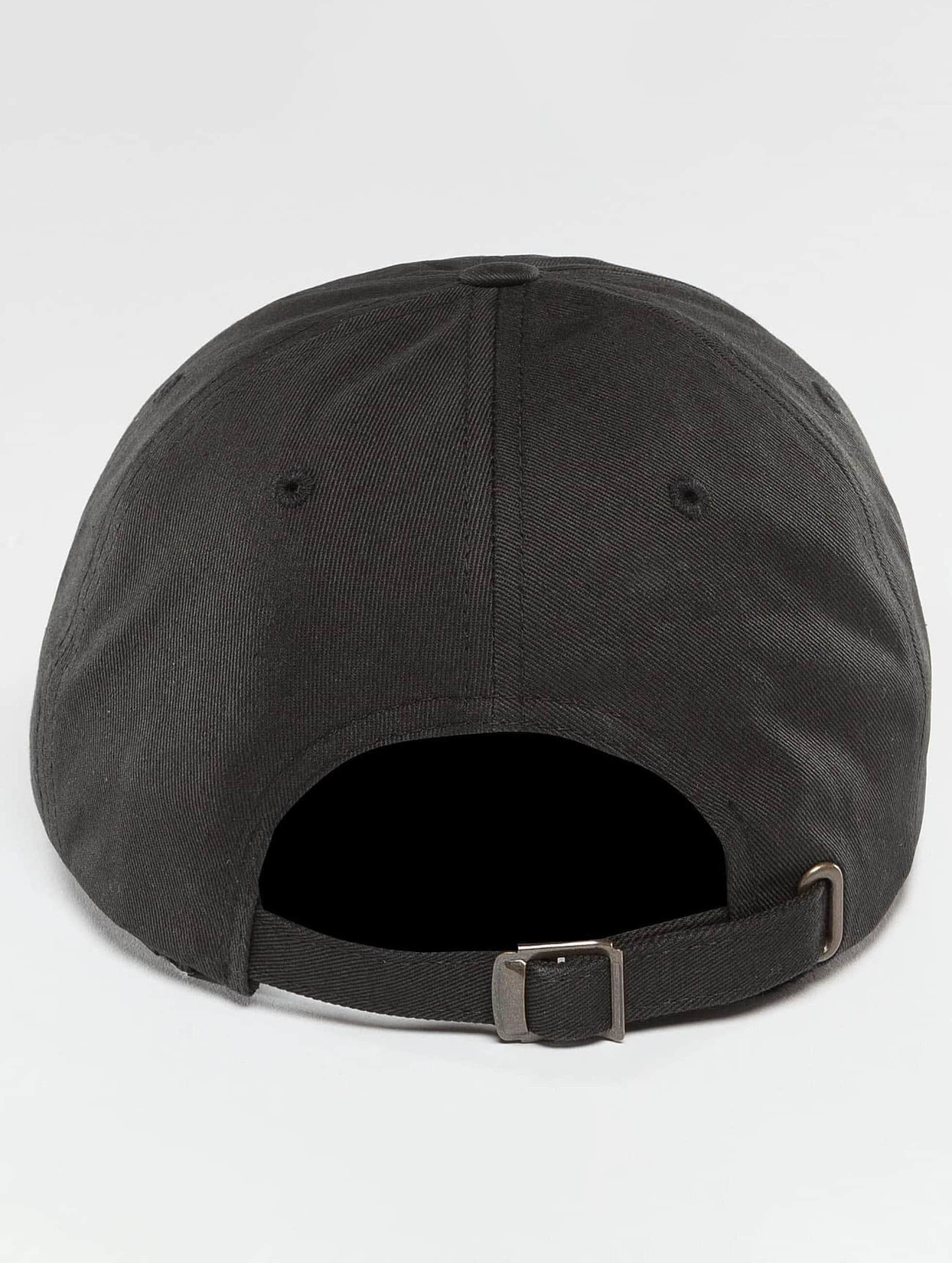TurnUP snapback cap Calabasas zwart
