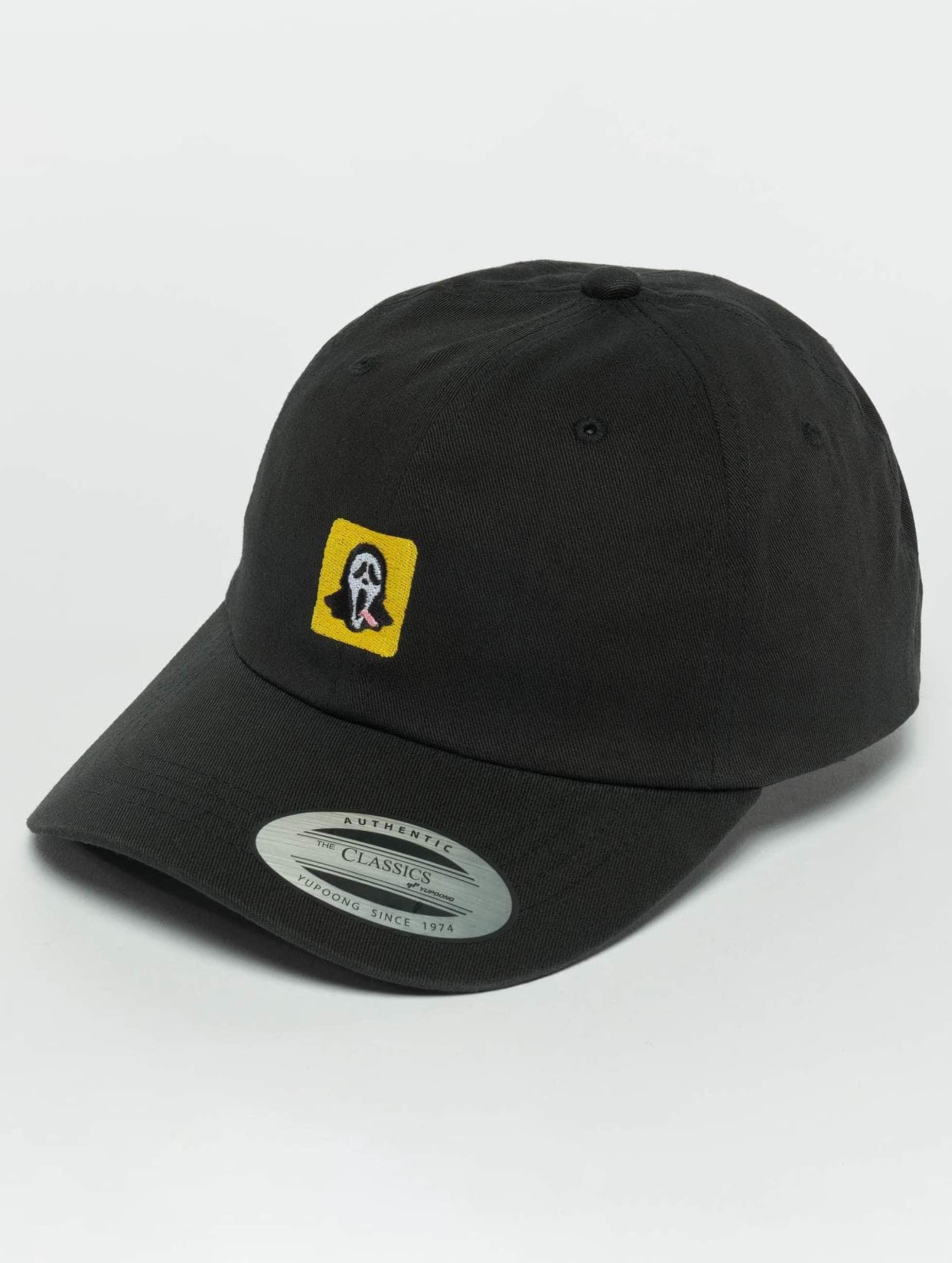TurnUP snapback cap Gfk zwart