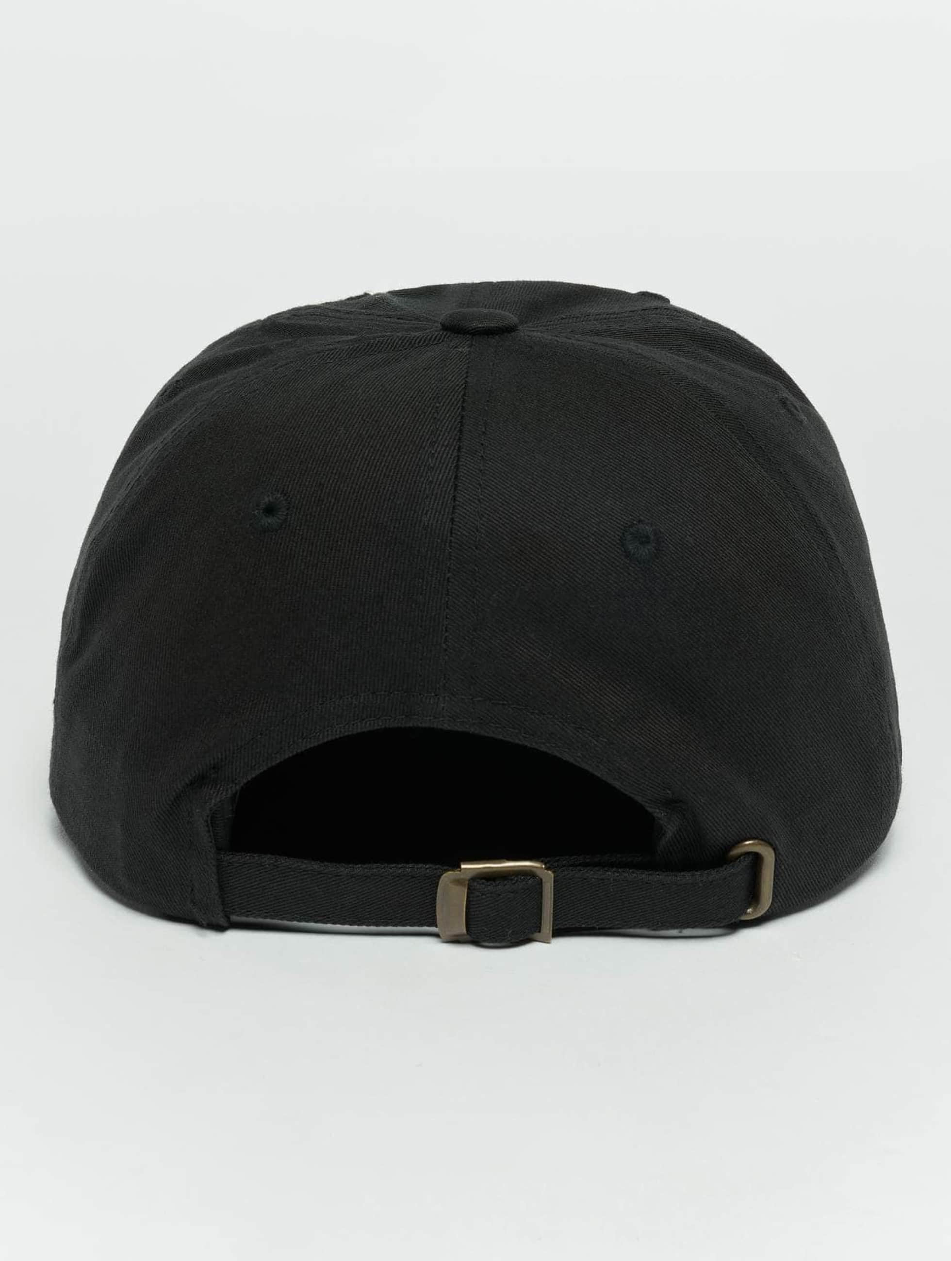 TurnUP snapback cap Whatever zwart