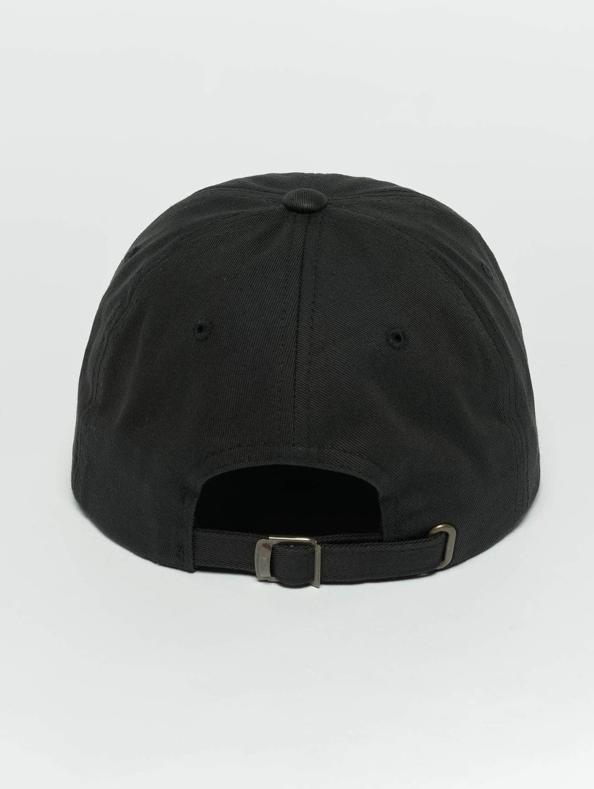 TurnUP snapback cap Disturbing zwart