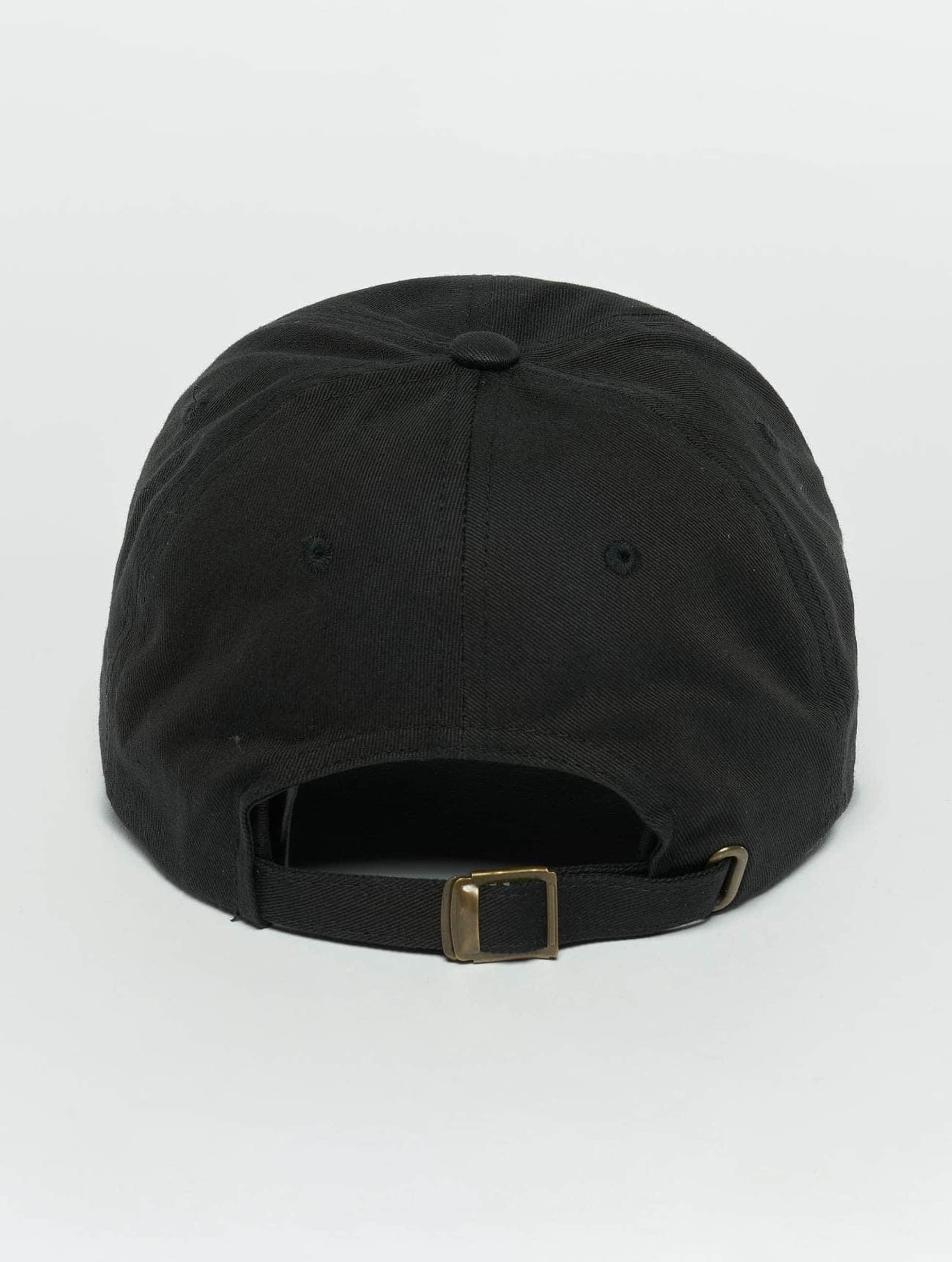 TurnUP Snapback Caps Dad čern