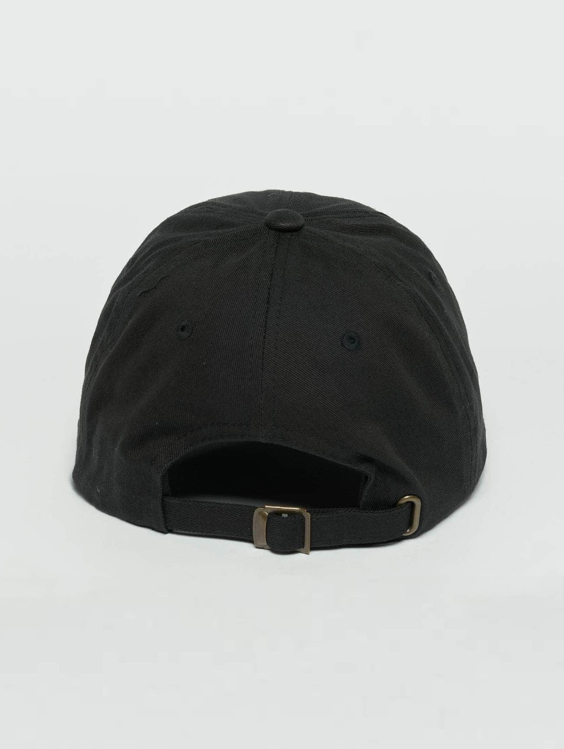 TurnUP Snapback Caps Fuck Off čern