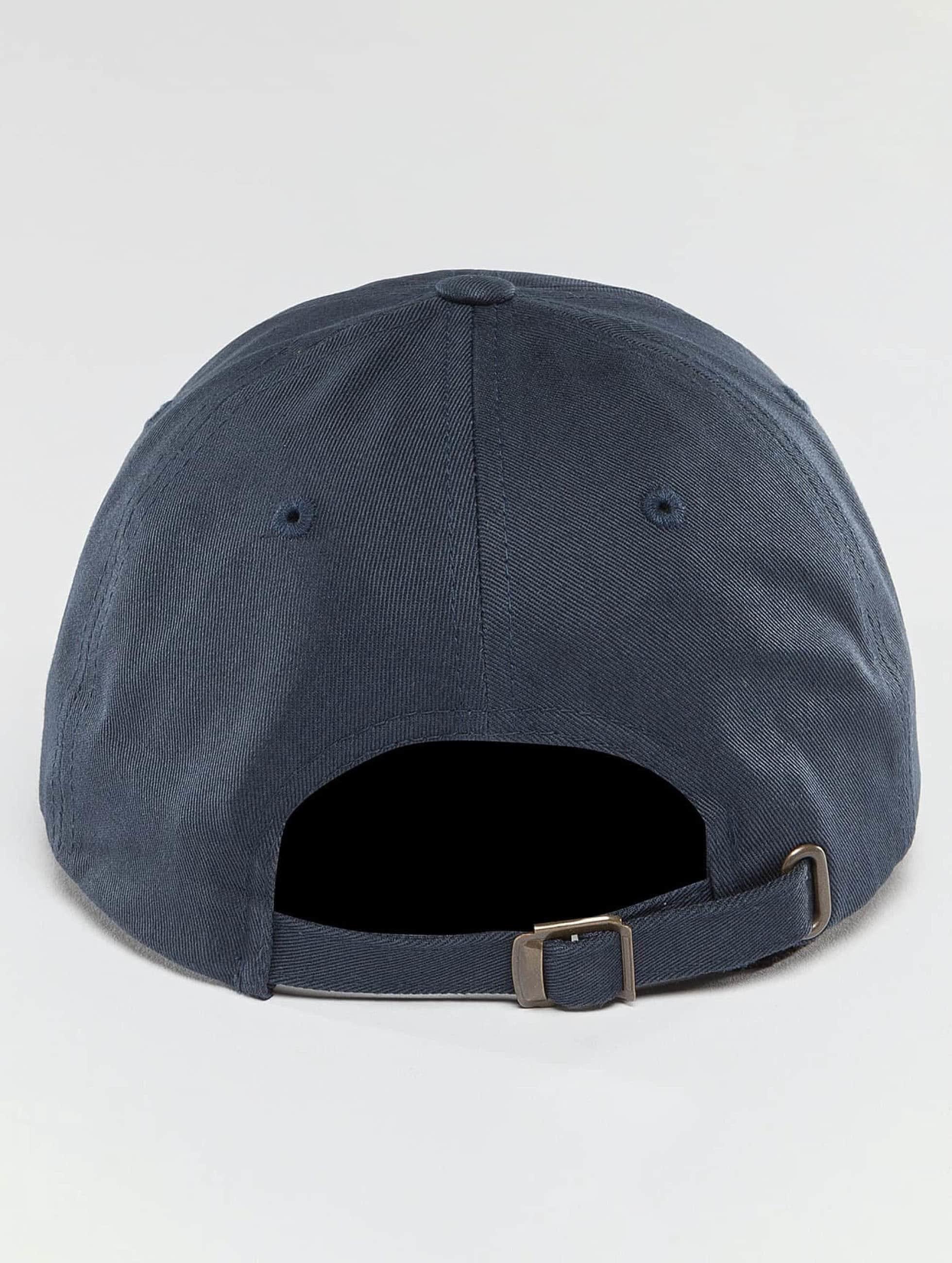 TurnUP Snapback Caps Mac blå