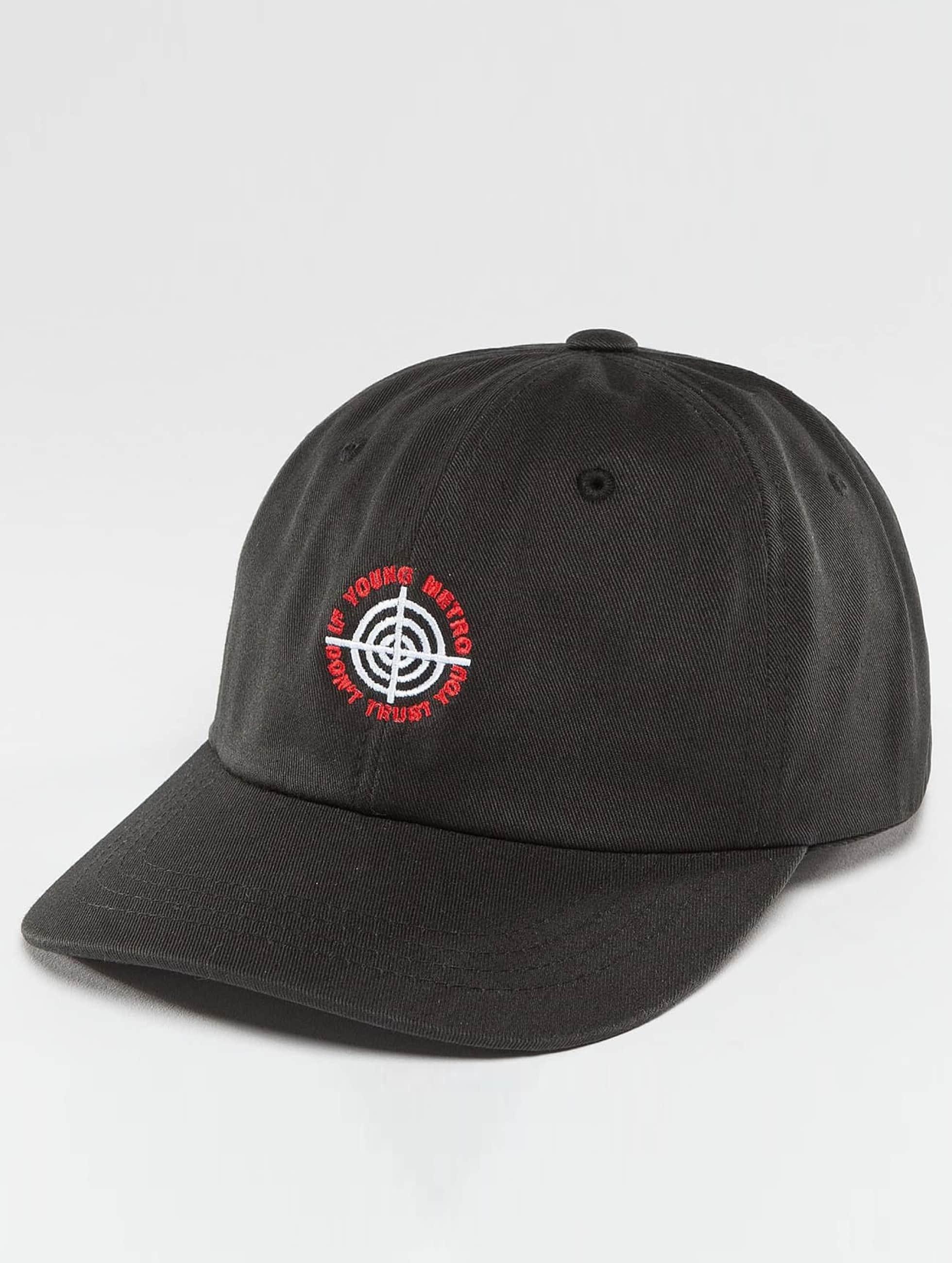 TurnUP Snapback Caps Trust czarny