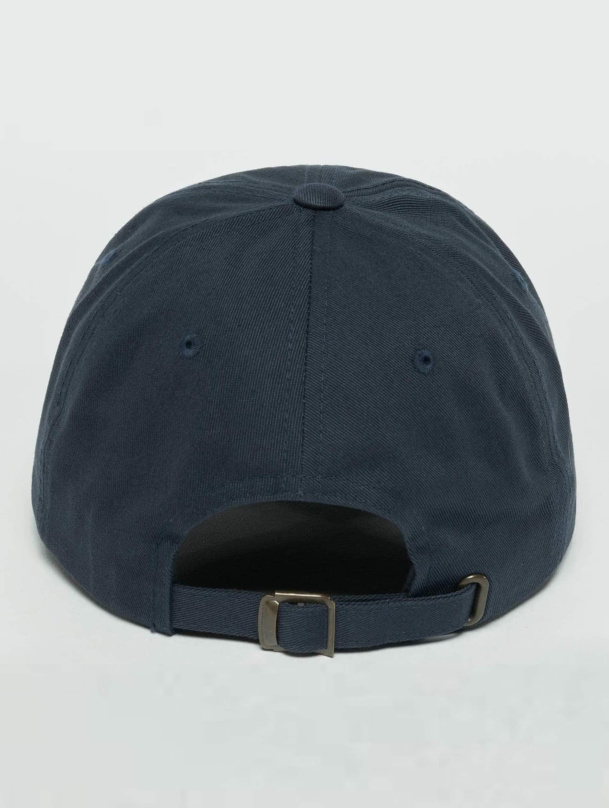TurnUP Snapback Caps F U modrý
