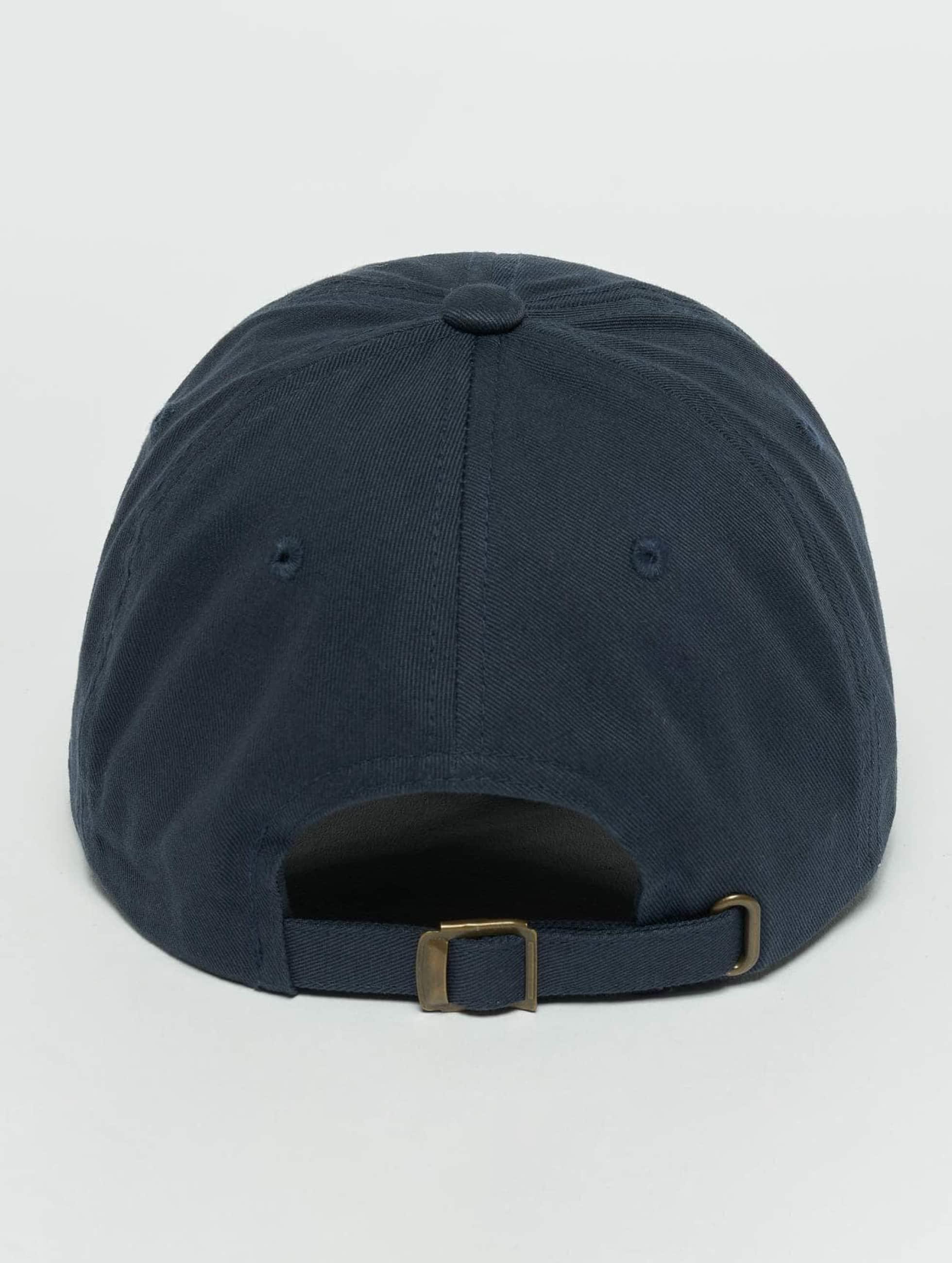 TurnUP Snapback Caps Never modrý