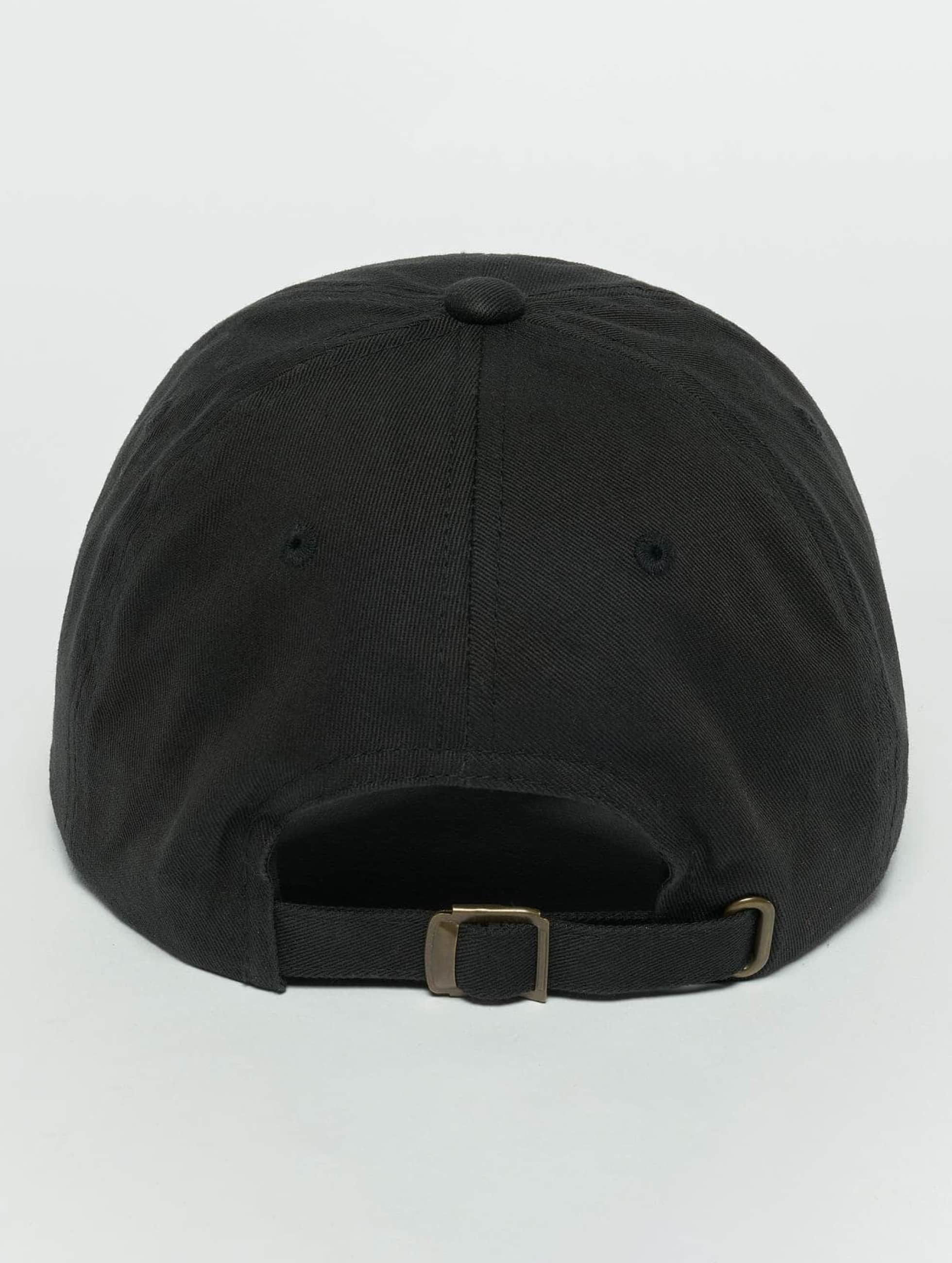 TurnUP Snapback Caps Gfk musta