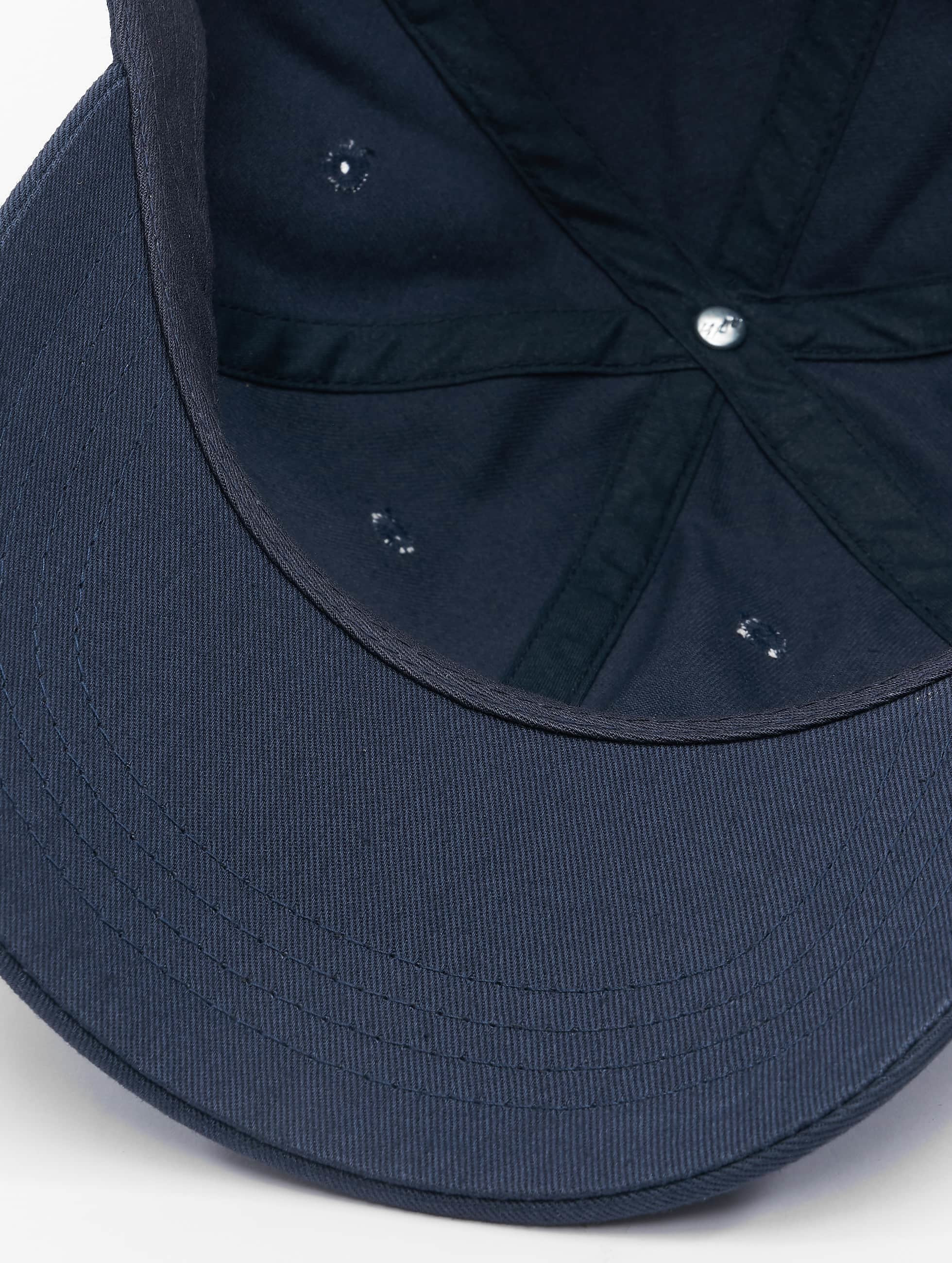 TurnUP Snapback Caps Brrr niebieski