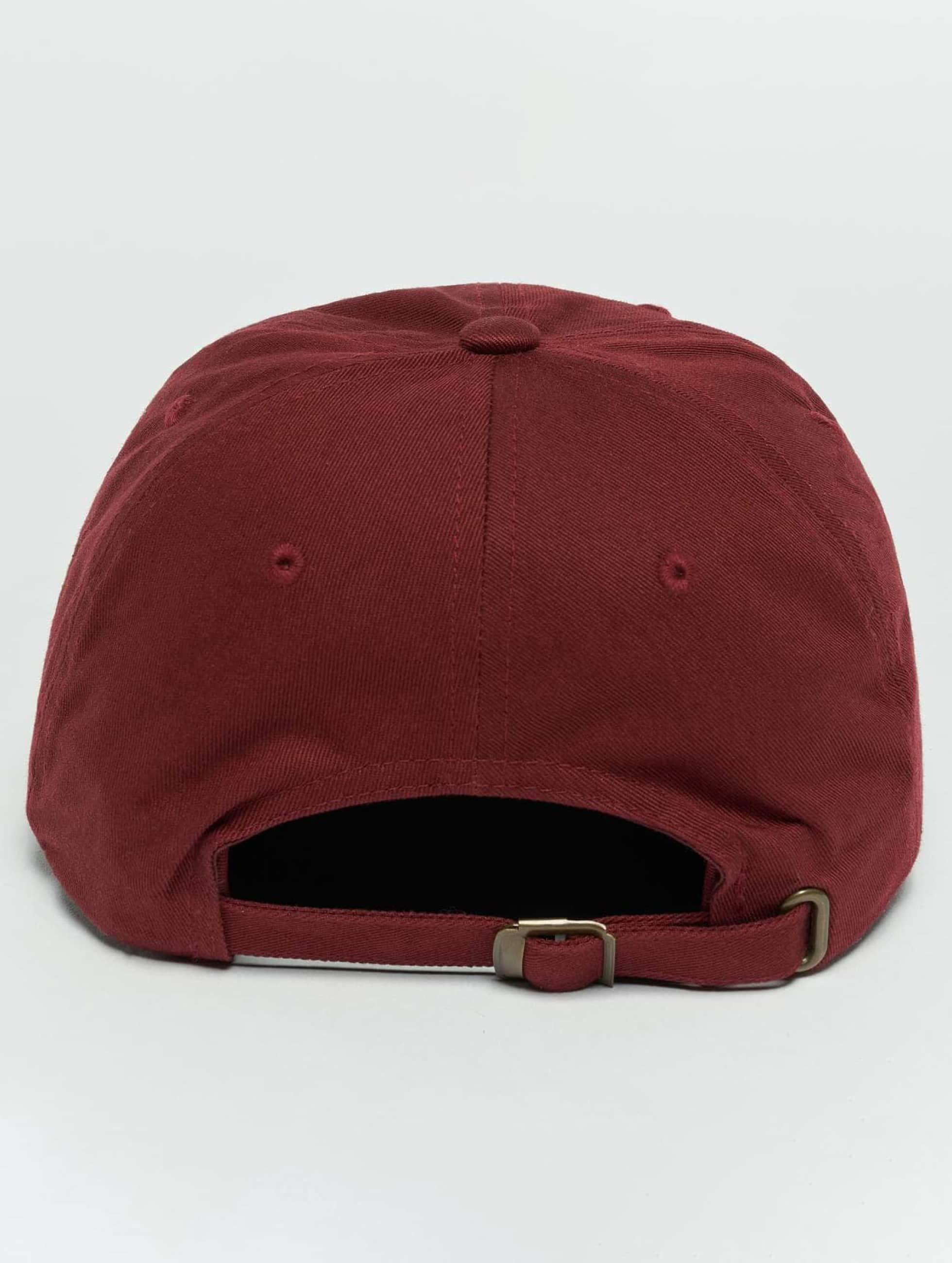 TurnUP Snapback Caps Neigschaut rød