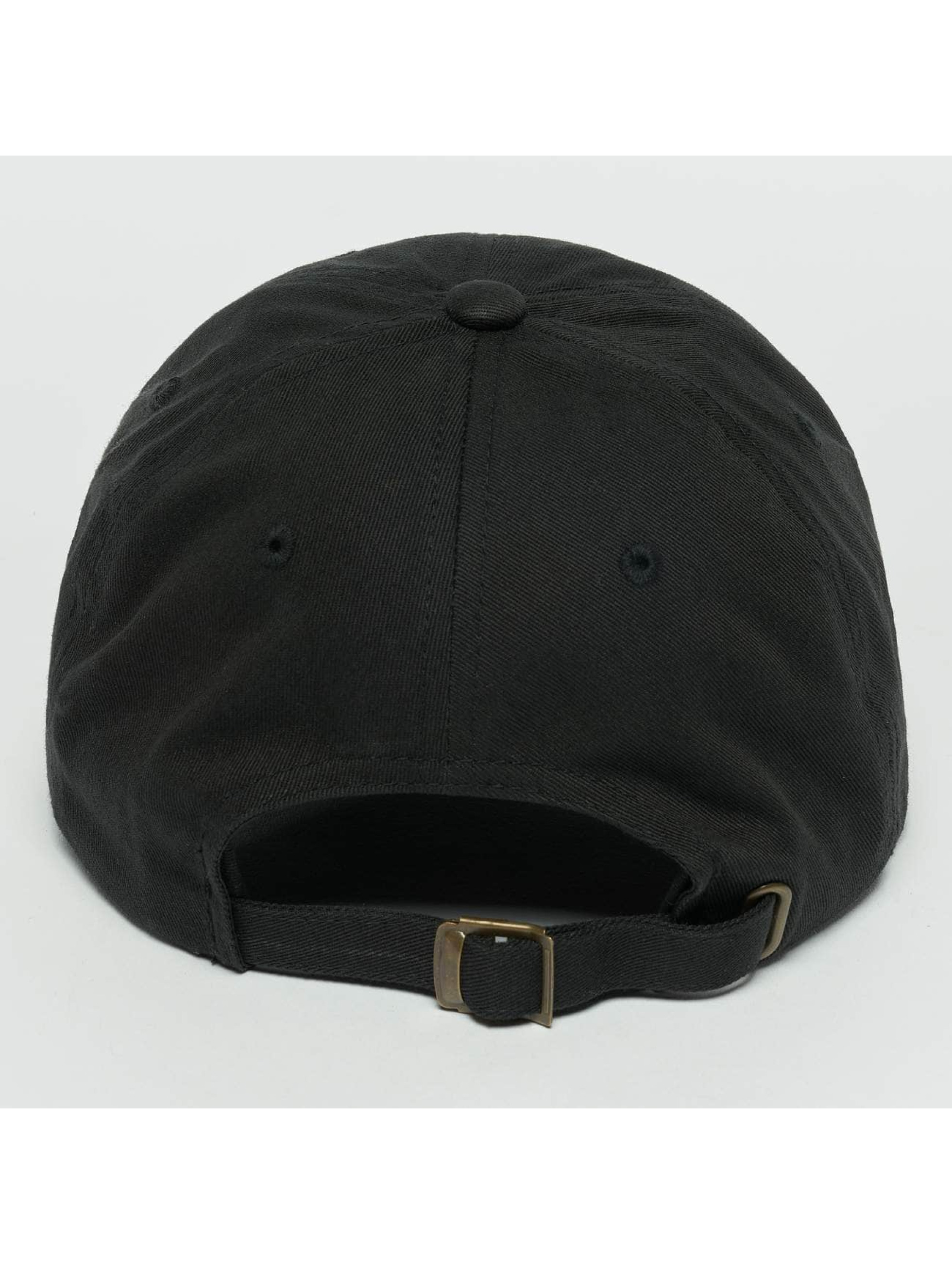 TurnUP Snapback Caps Rich svart