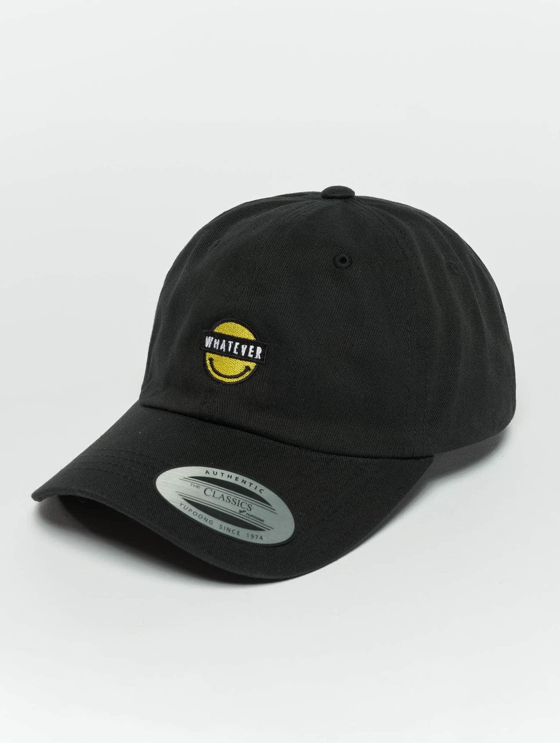TurnUP Snapback Caps Smever svart