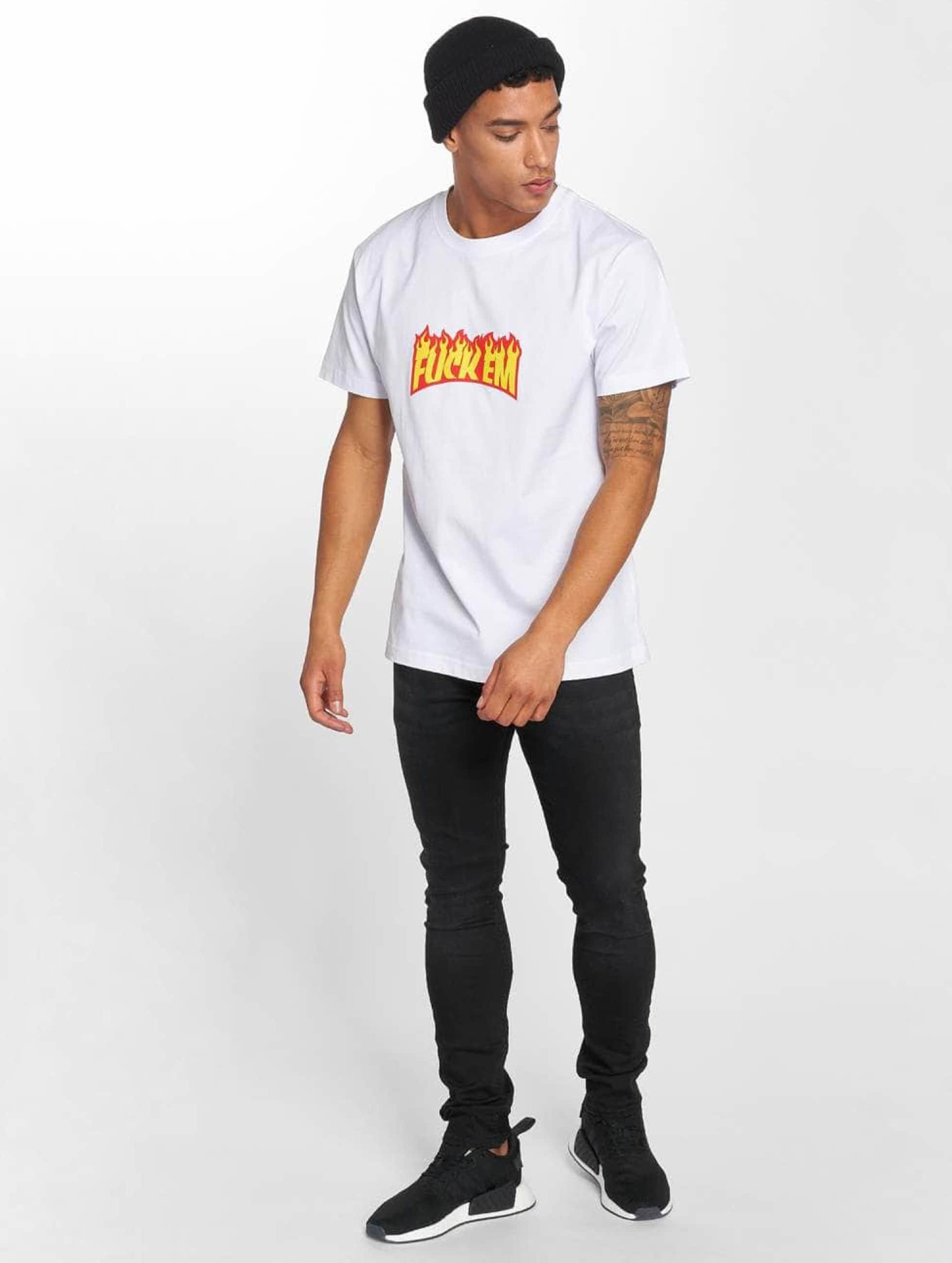 TurnUP T-Shirt Bun DEM blanc
