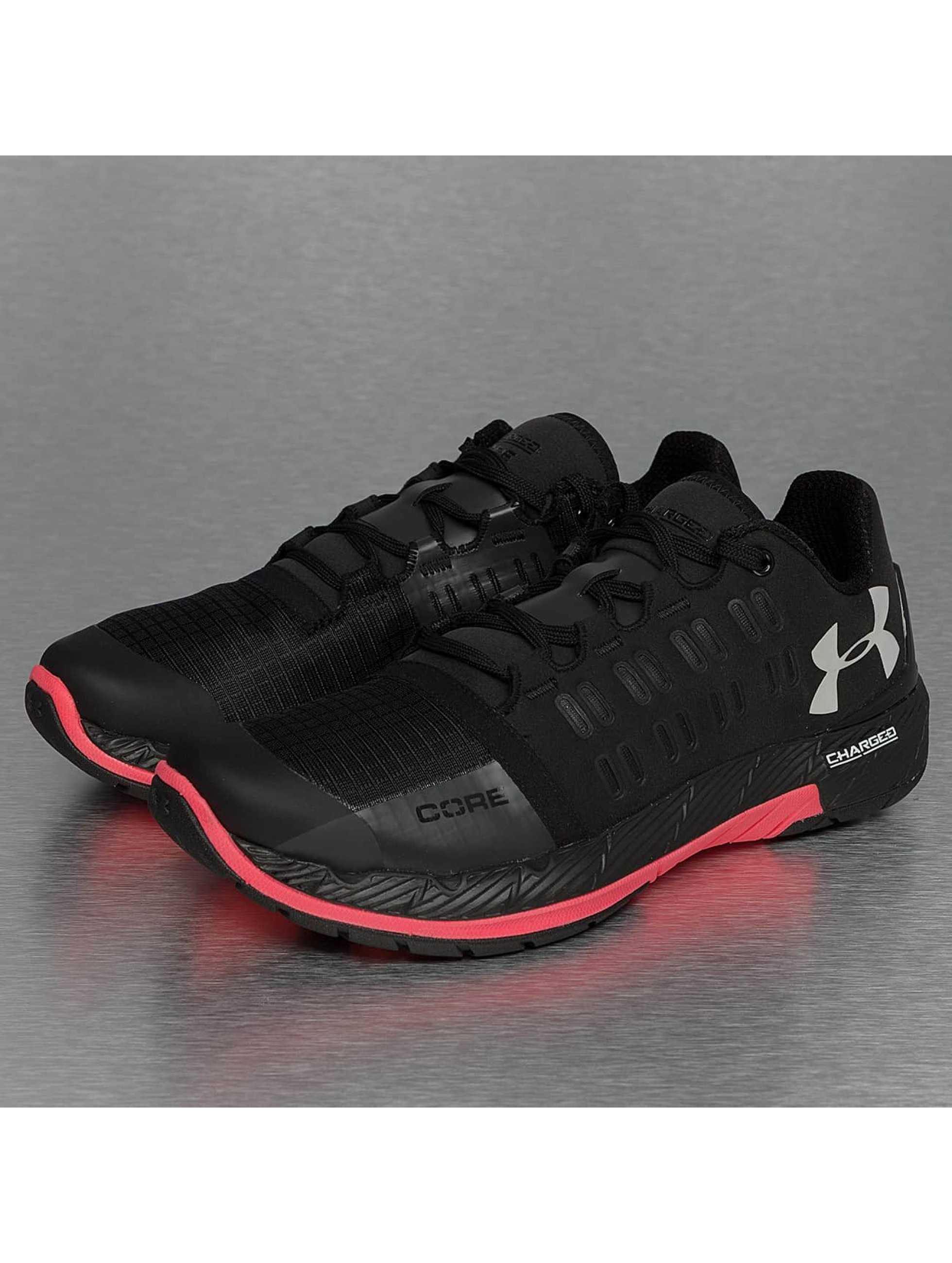 Under Armour Baskets Charged Core noir