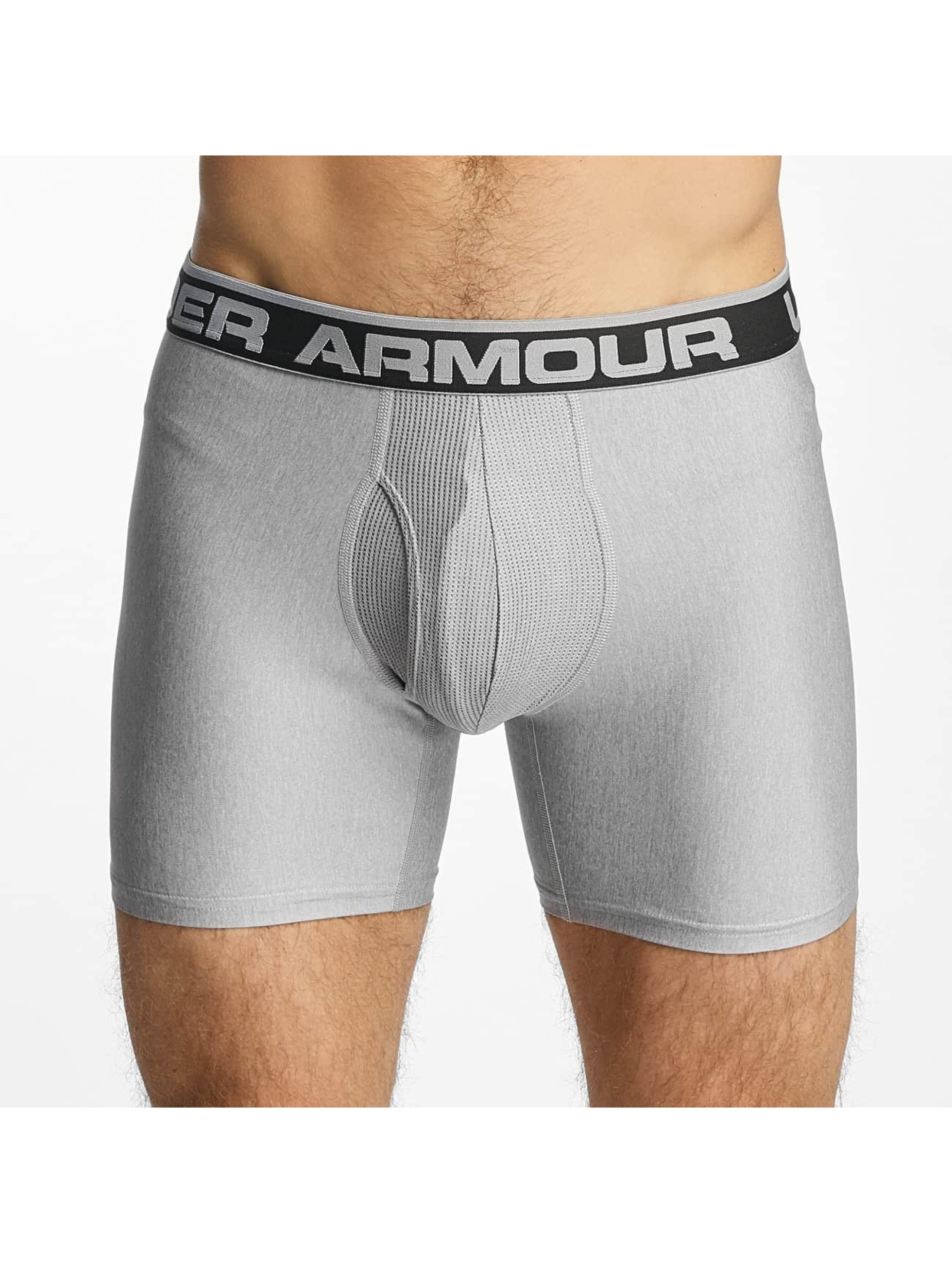 Under Armour Boxershorts O Series 6'' grau