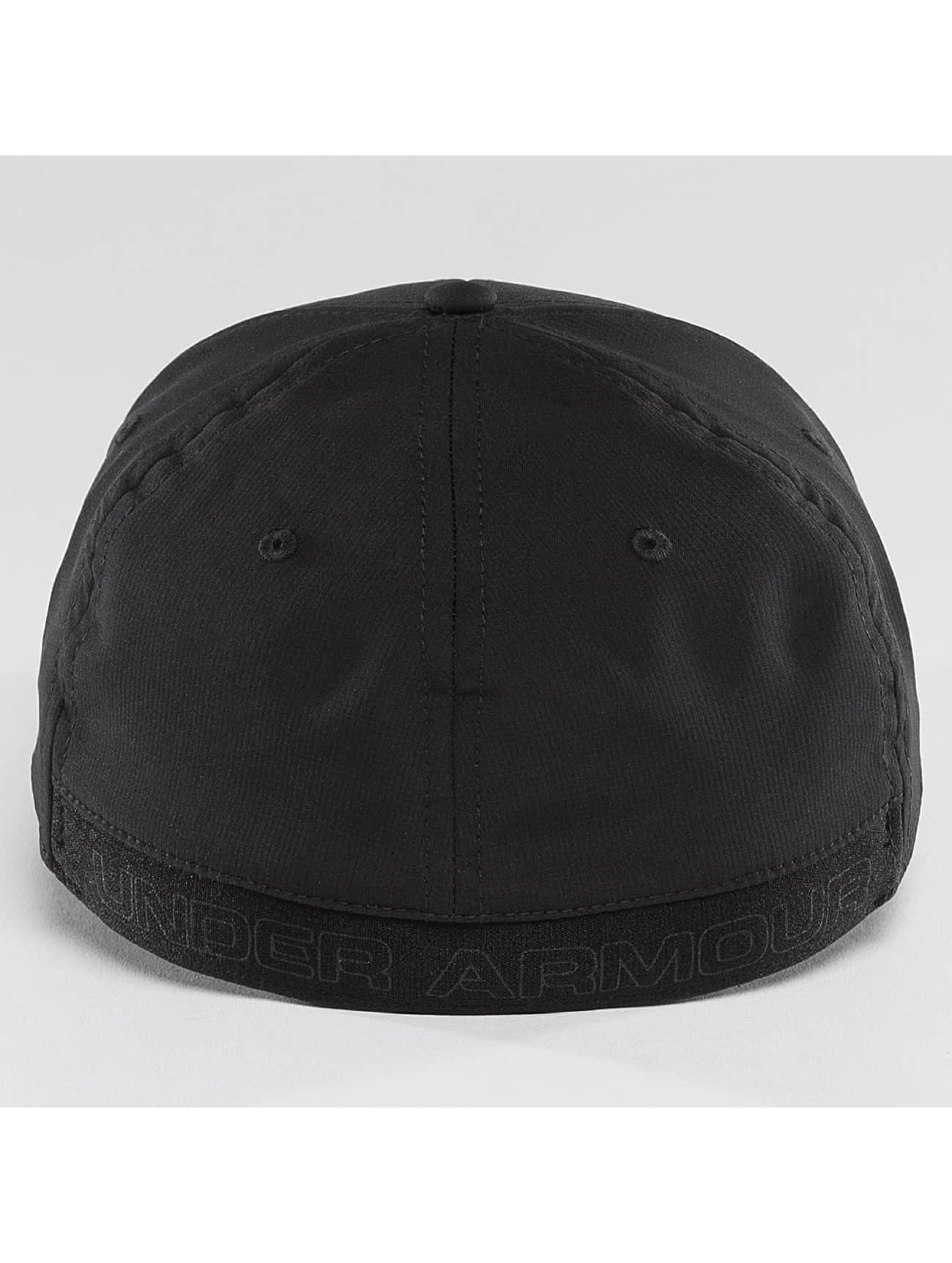 Under Armour Flexfitted Cap Storm black